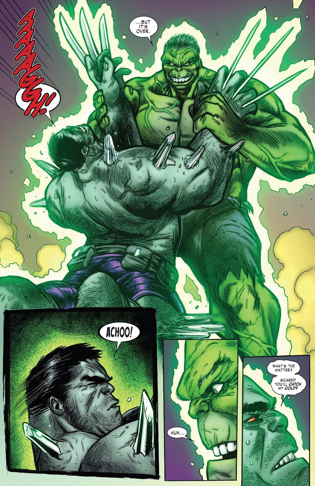 Read online Hulkverines comic -  Issue #1 - 22