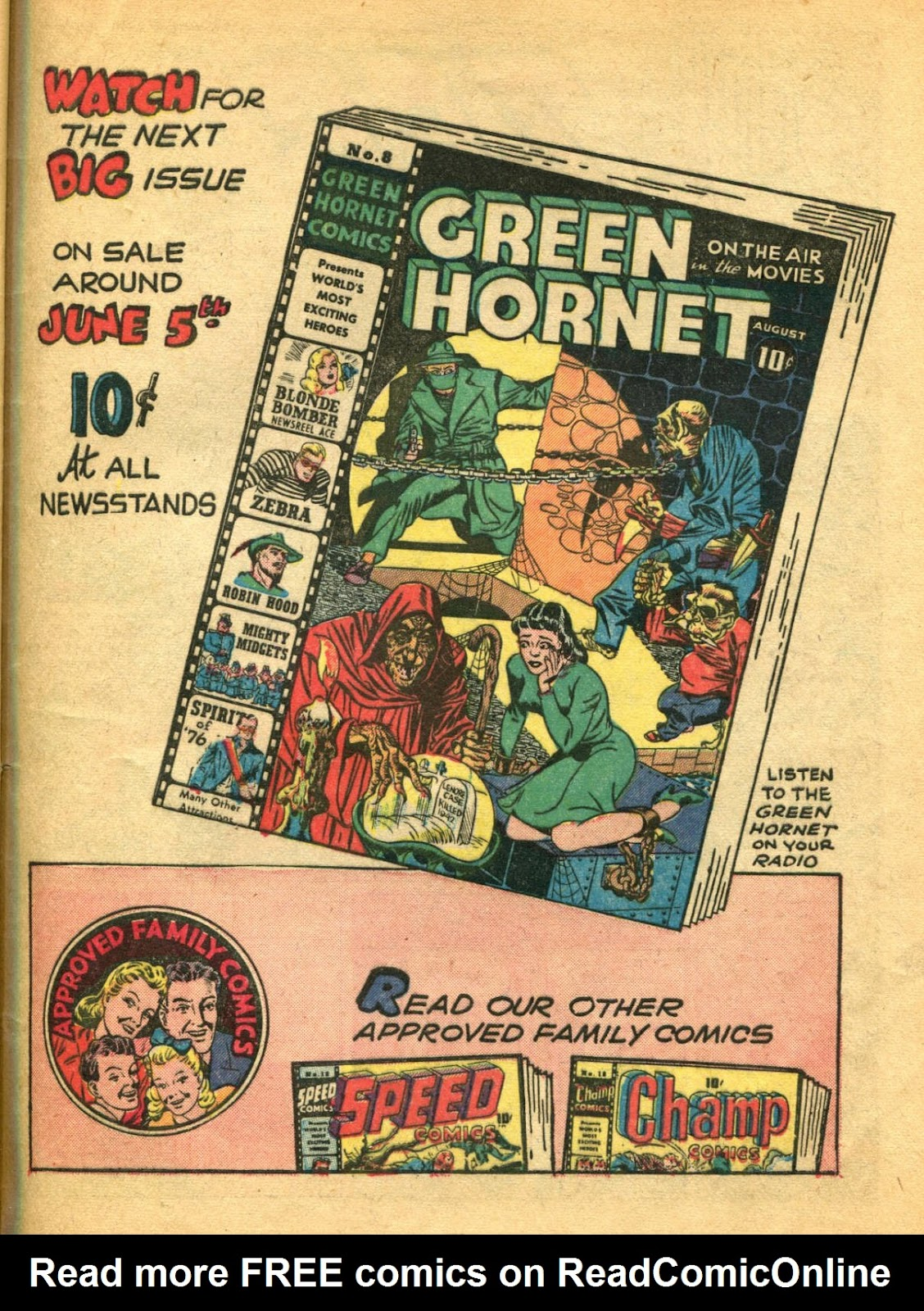 Green Hornet Comics issue 7 - Page 49