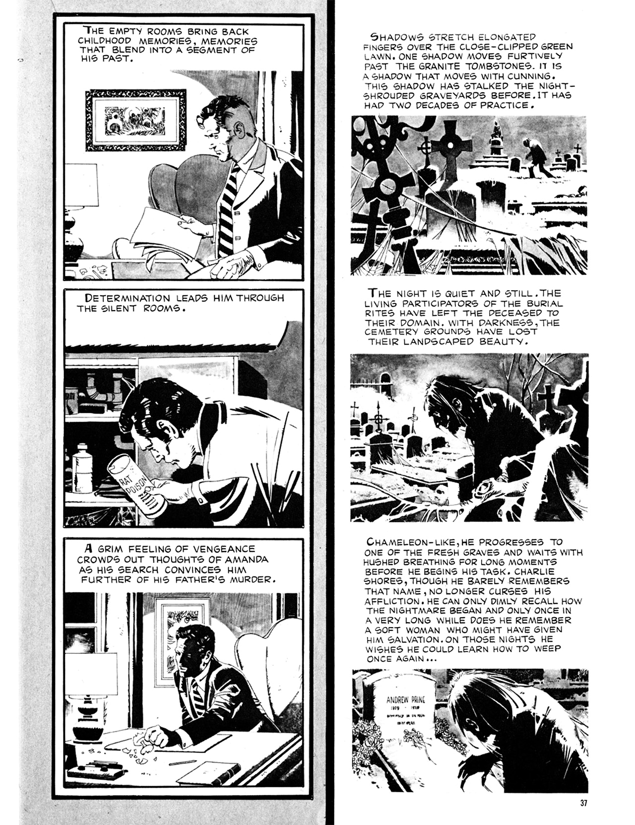 Read online Eerie Archives comic -  Issue # TPB 8 - 38