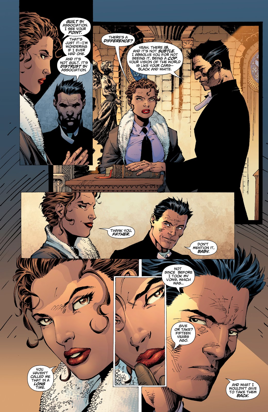 Read online Superman: For Tomorrow comic -  Issue # TPB (Part 1) - 11