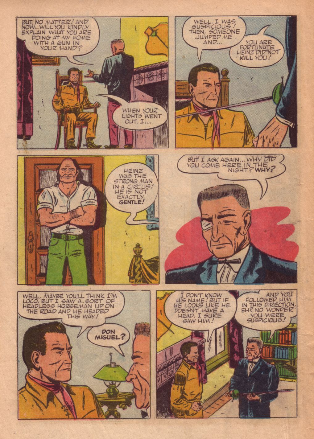 Four Color Comics issue 460 - Page 6