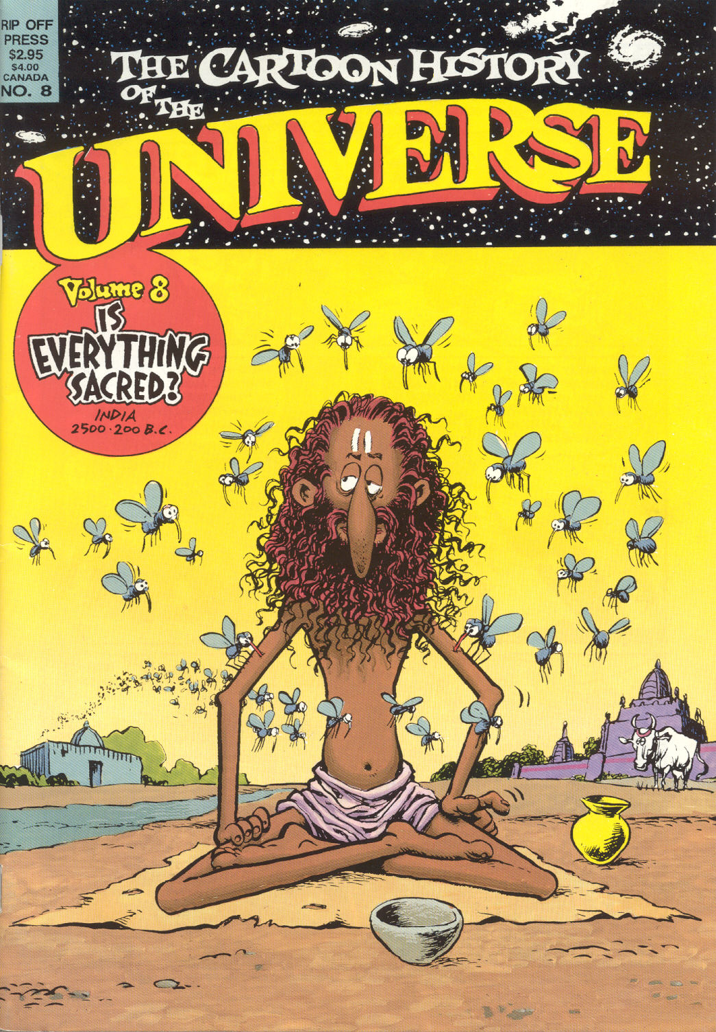 Read online The Cartoon History of the Universe comic -  Issue #8 - 2