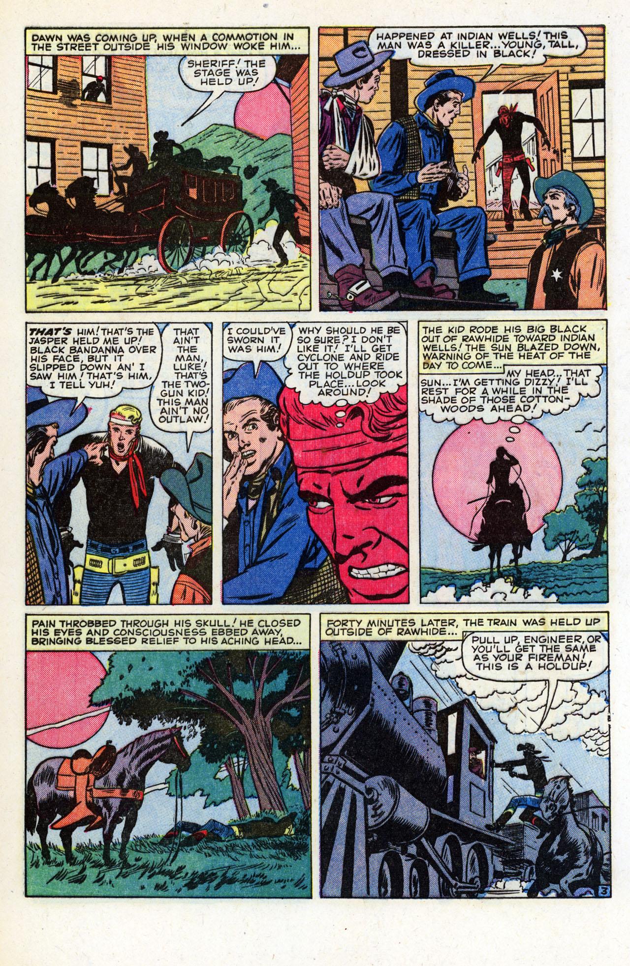 Read online Two-Gun Kid comic -  Issue #23 - 5