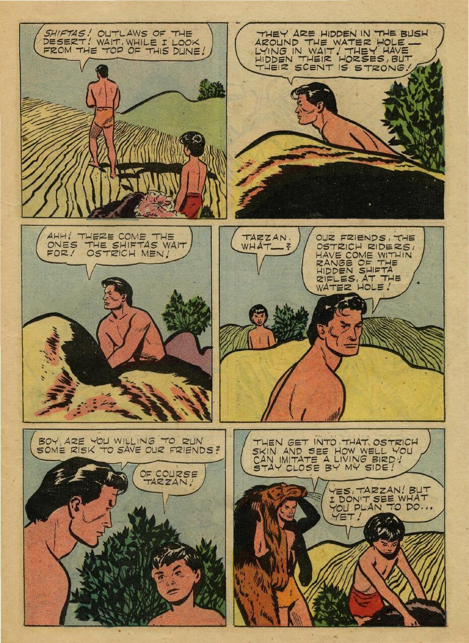 Tarzan (1948) issue 72 - Page 23