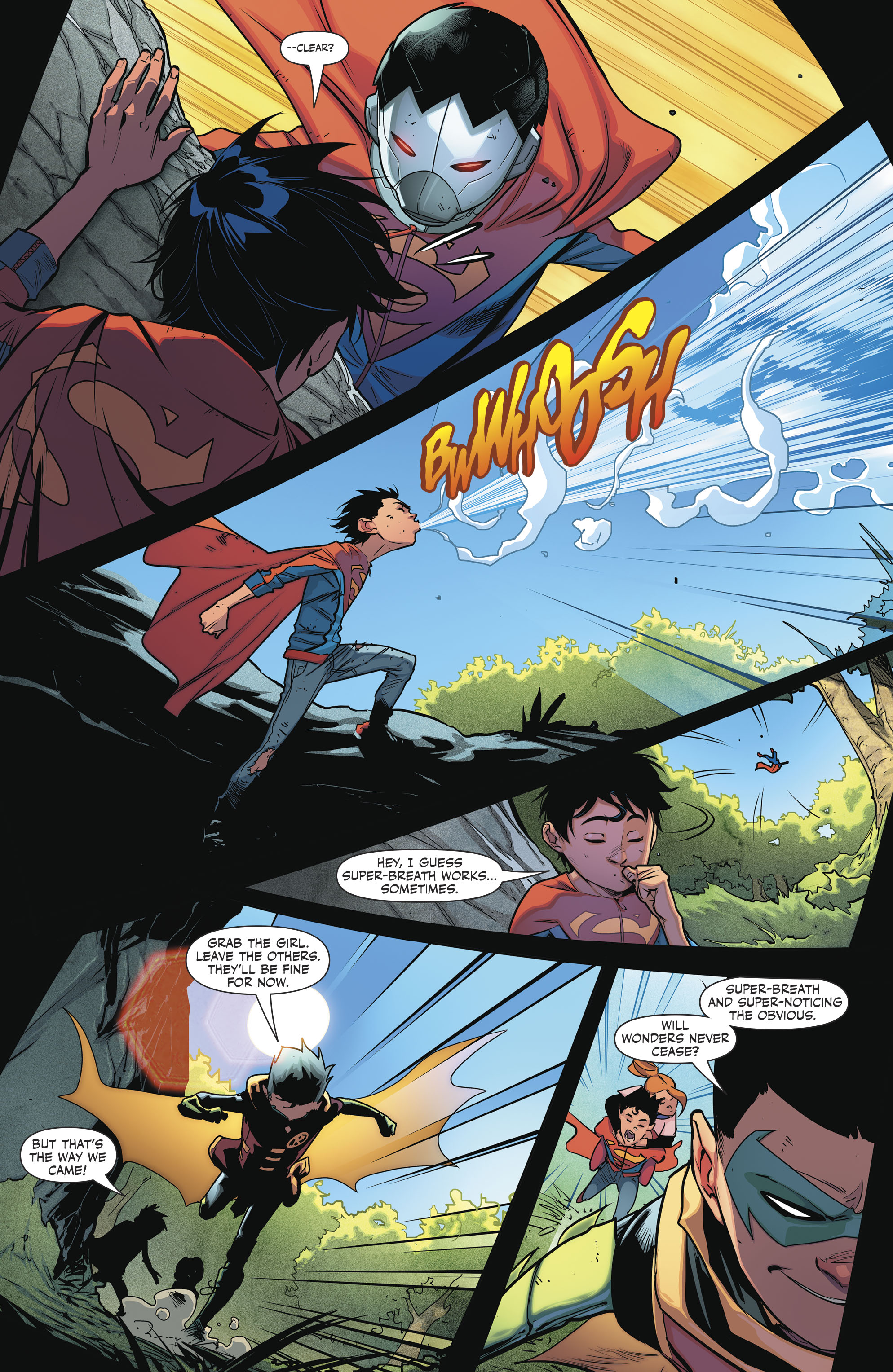 Read online Super Sons comic -  Issue #4 - 15