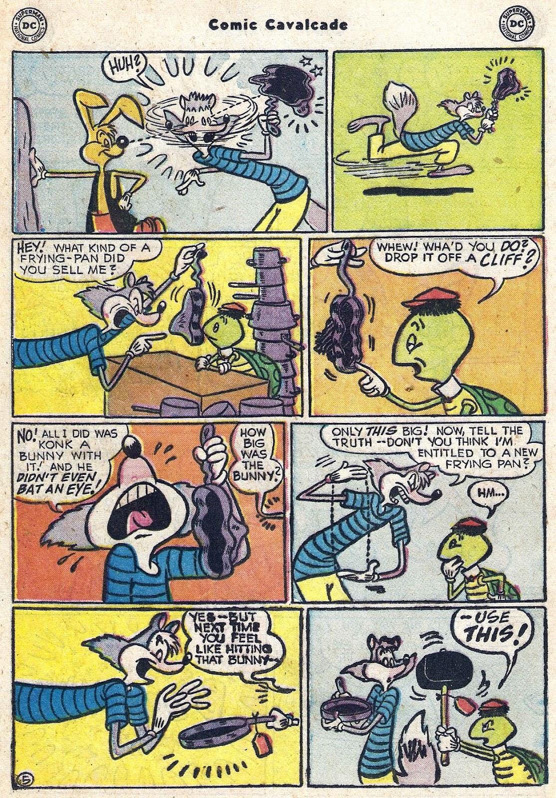 Comic Cavalcade issue 56 - Page 46