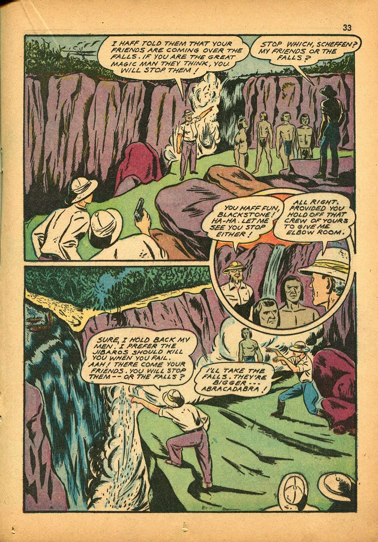 Read online Super-Magician Comics comic -  Issue #9 - 33