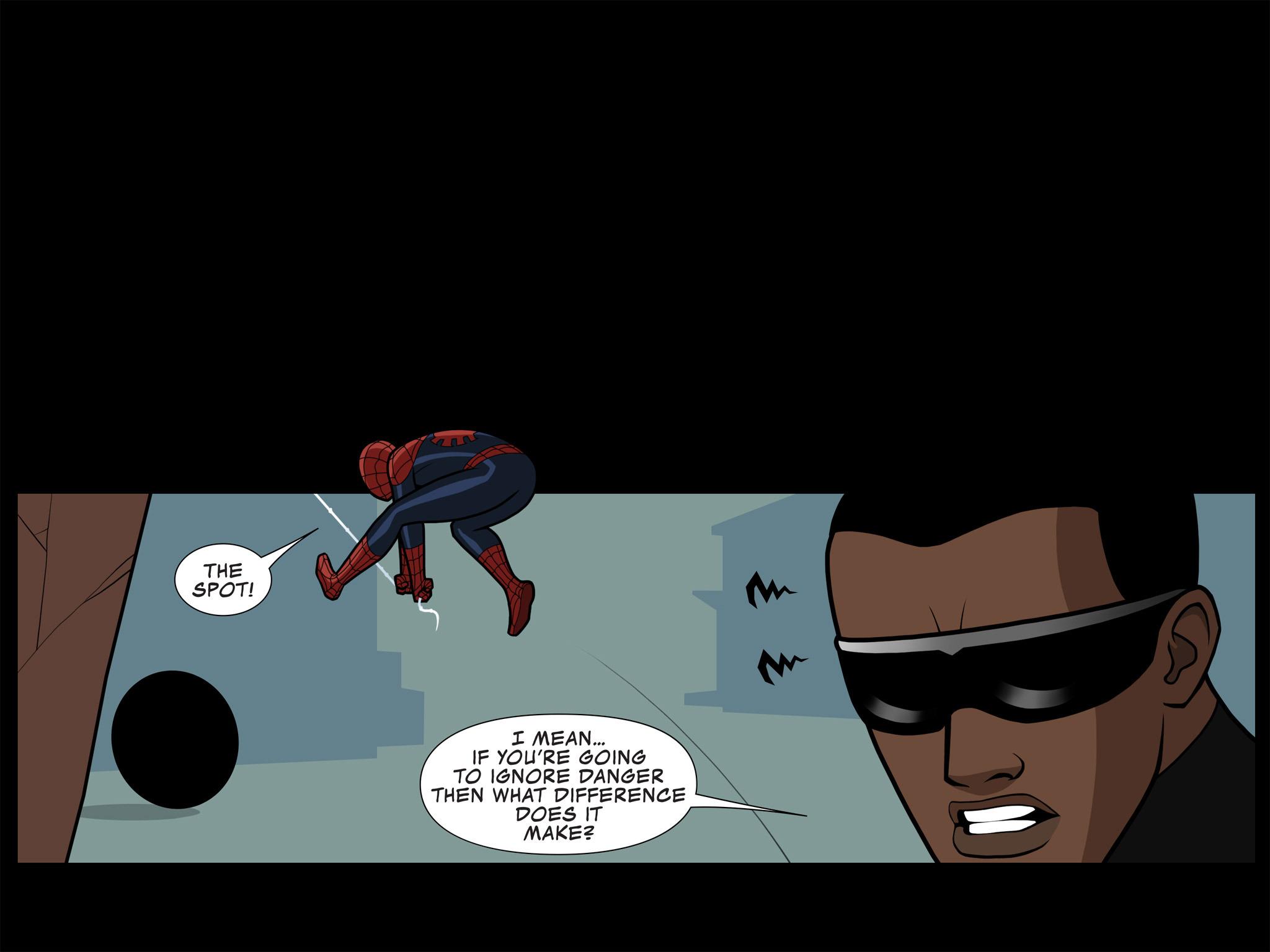 Read online Ultimate Spider-Man (Infinite Comics) (2015) comic -  Issue #10 - 19