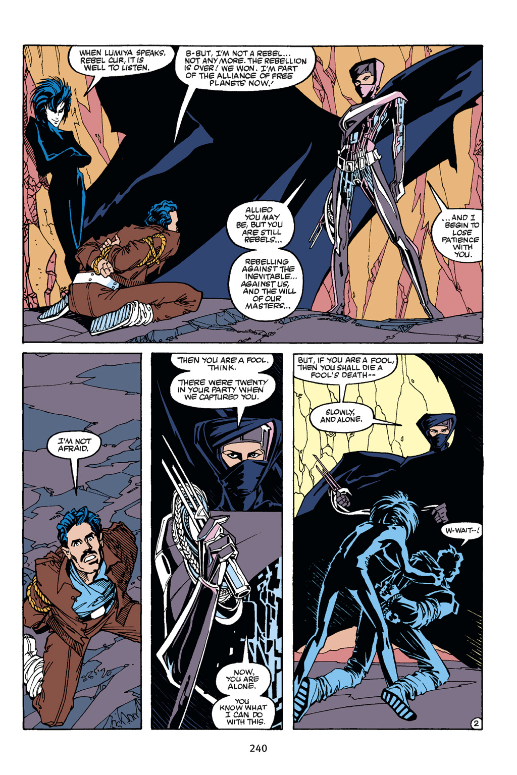 Read online Star Wars Omnibus comic -  Issue # Vol. 21 - 230