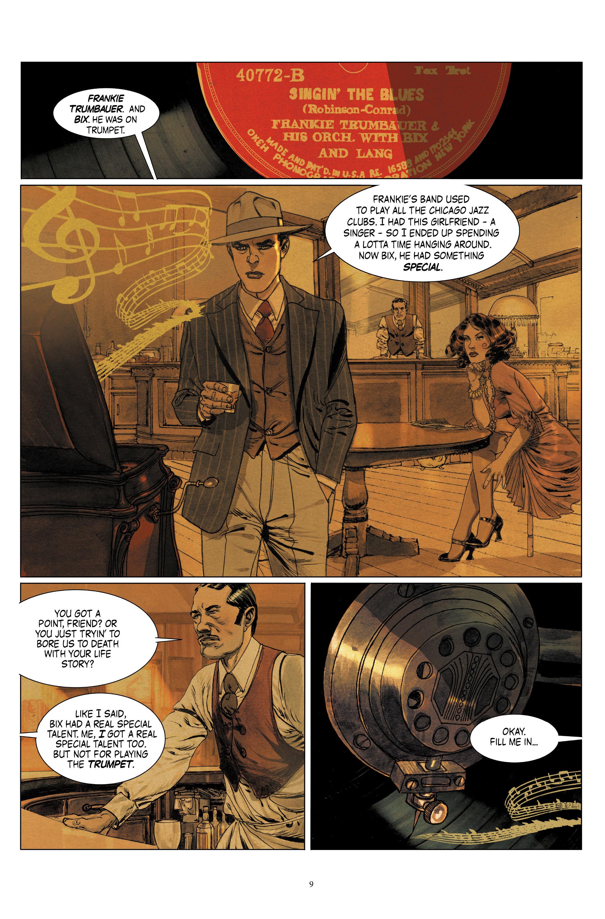 Read online Triggerman comic -  Issue #1 - 14