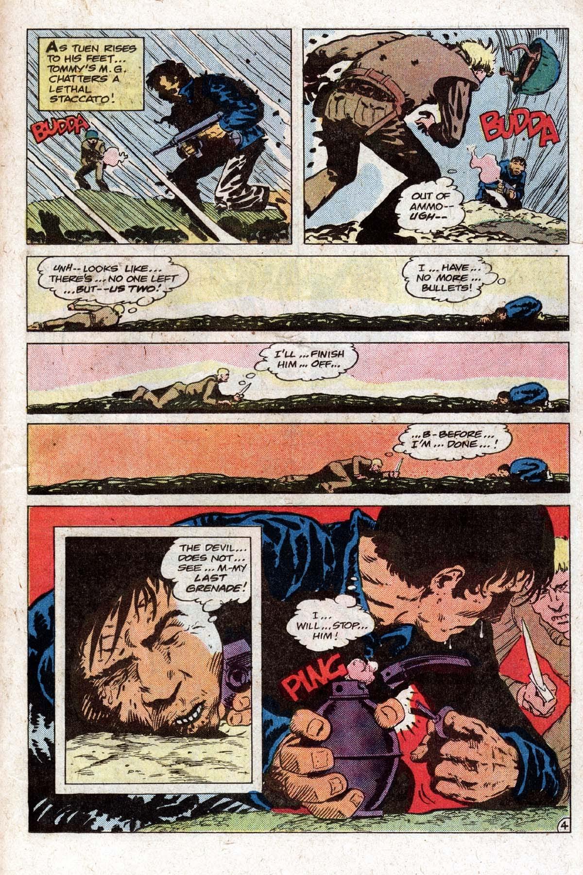 Read online Sgt. Rock comic -  Issue #320 - 23