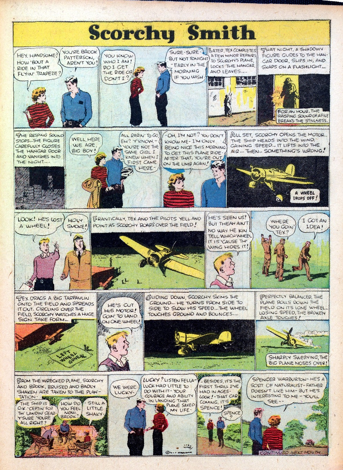 Read online Famous Funnies comic -  Issue #27 - 13
