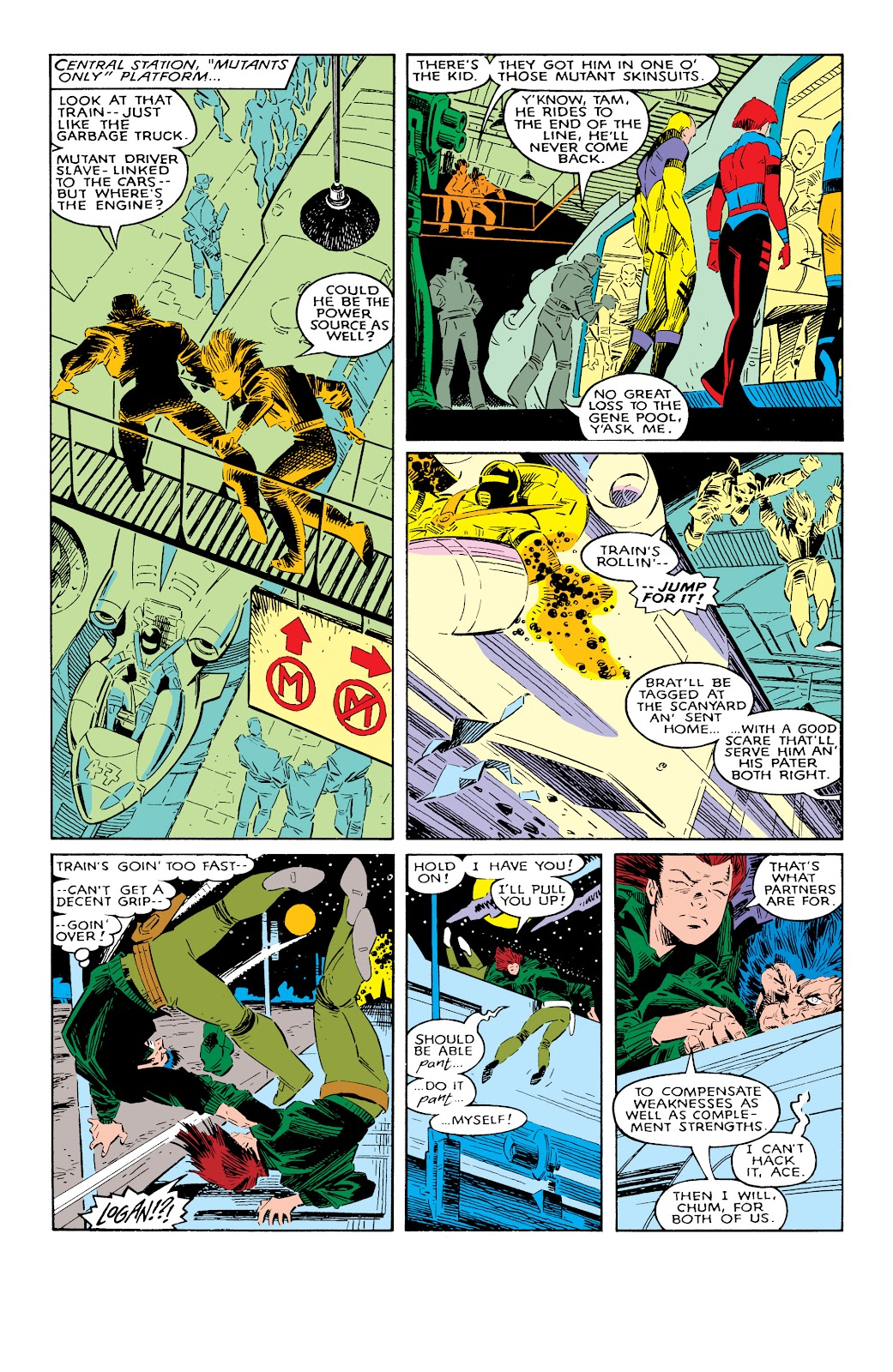 Uncanny X-Men (1963) issue 237 - Page 12