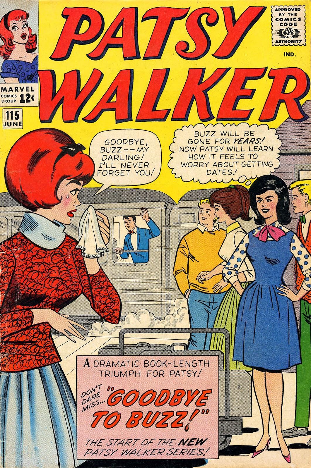 Patsy Walker 115 Page 1