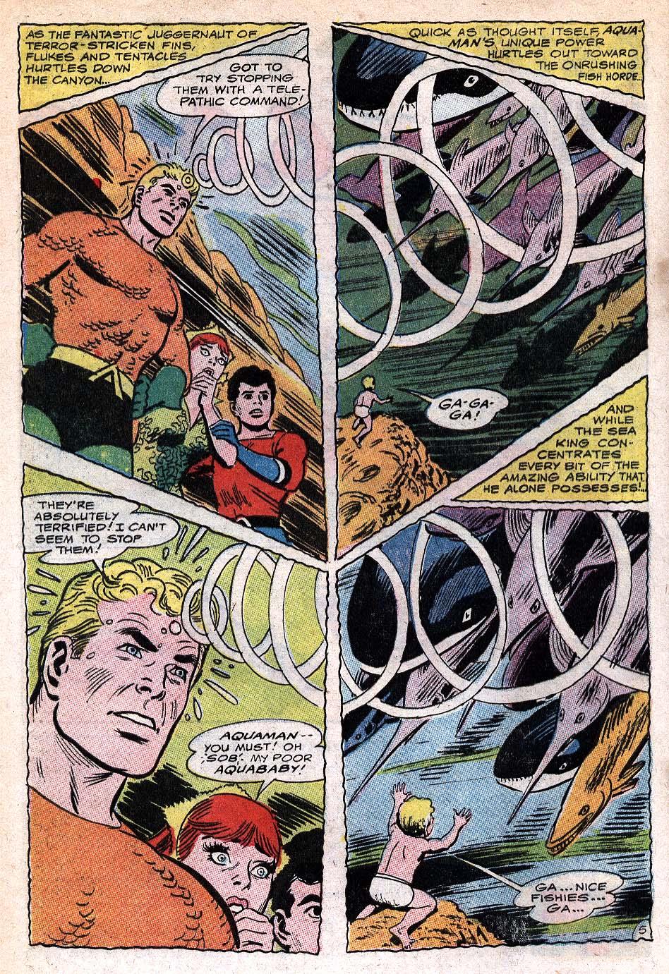 Read online Aquaman (1962) comic -  Issue #32 - 8