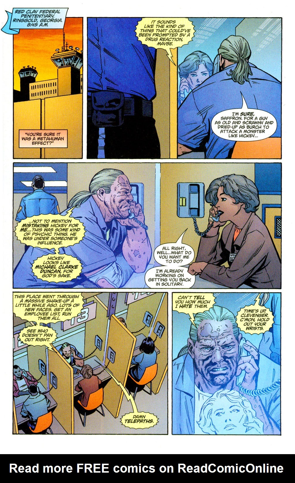 Bloodhound issue 7 - Page 2
