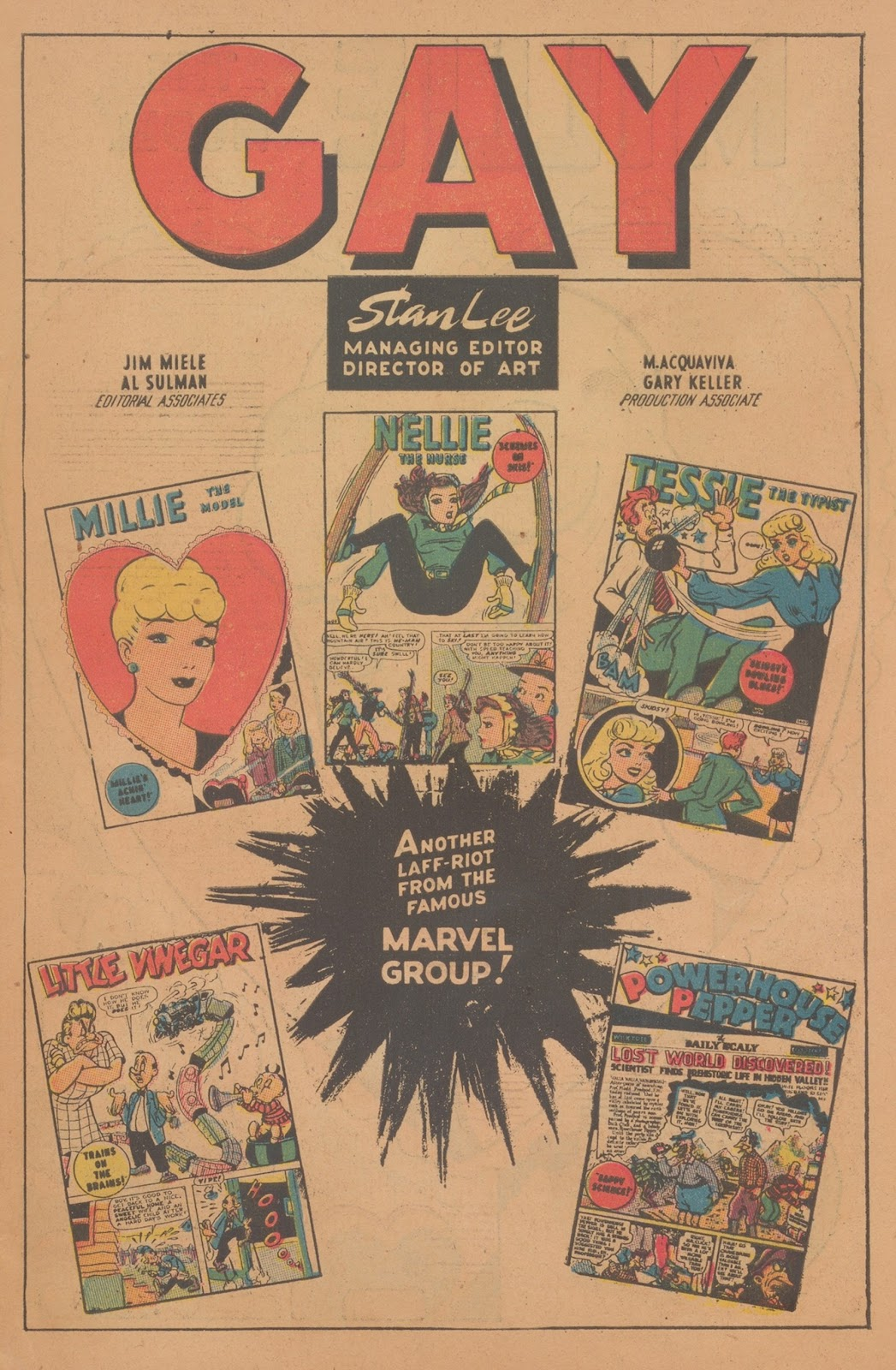Read online Gay Comics comic -  Issue #29 - 3