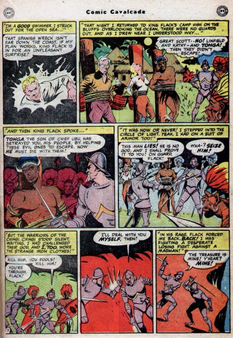 Comic Cavalcade issue 28 - Page 25