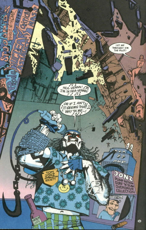 Read online Lobo (1990) comic -  Issue #4 - 15