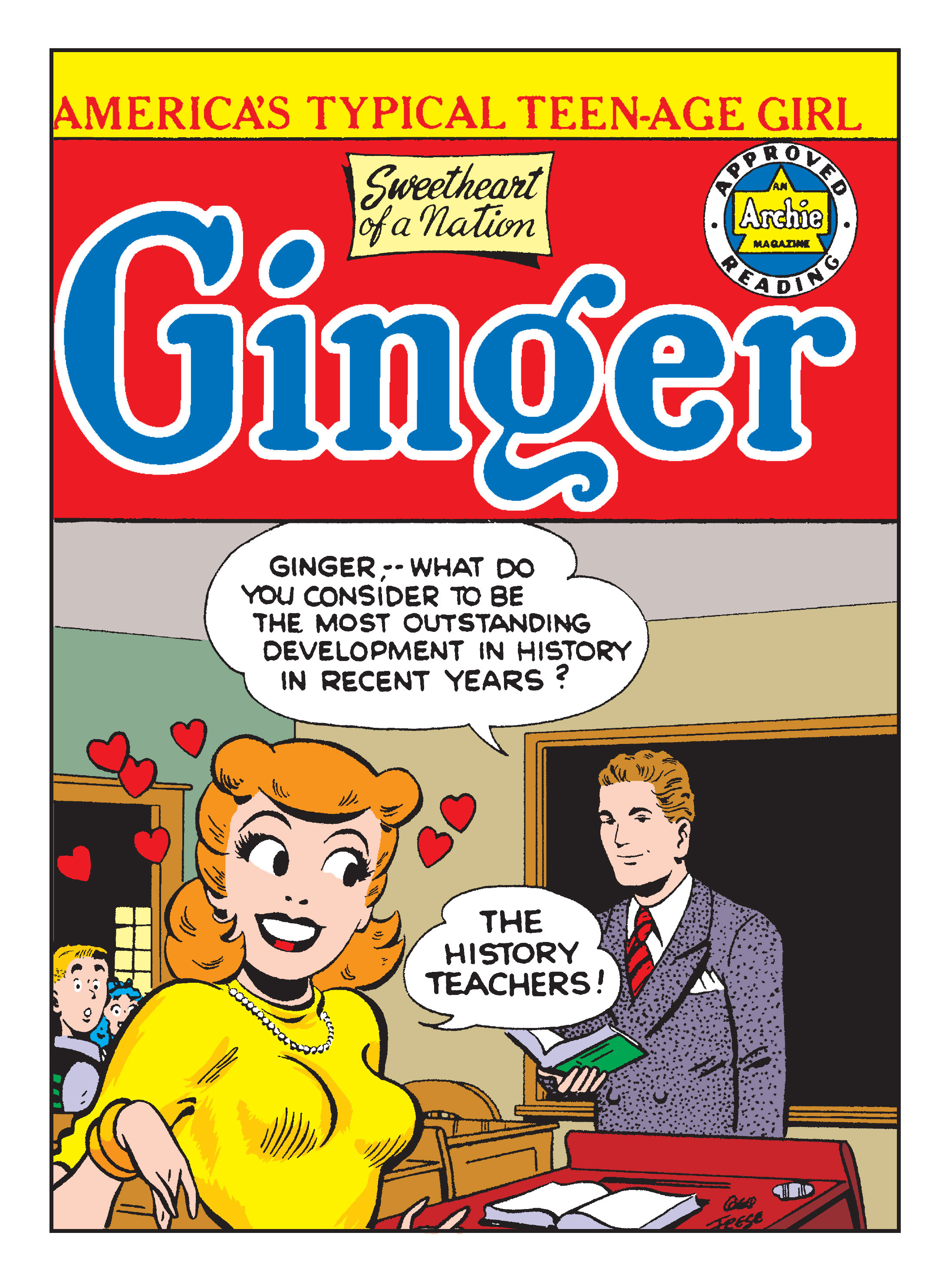 Read online Archie 75th Anniversary Digest comic -  Issue #5 - 38
