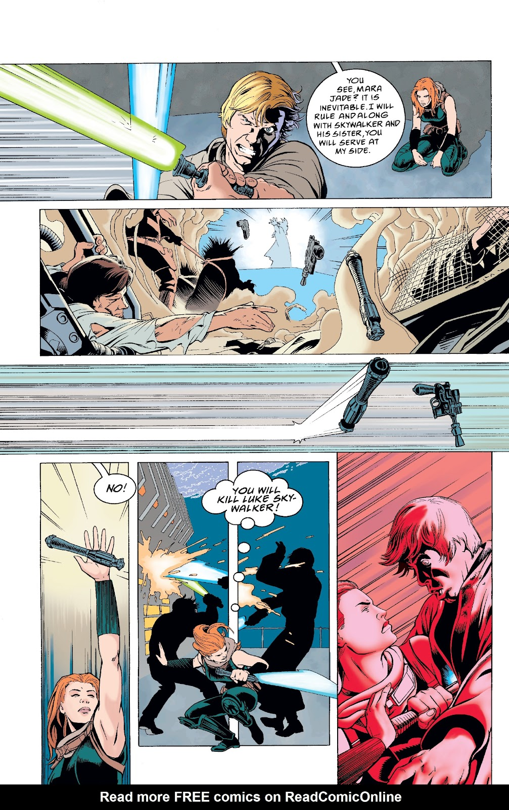 Read online Star Wars Legends: The New Republic - Epic Collection comic -  Issue # TPB 4 (Part 5) - 22