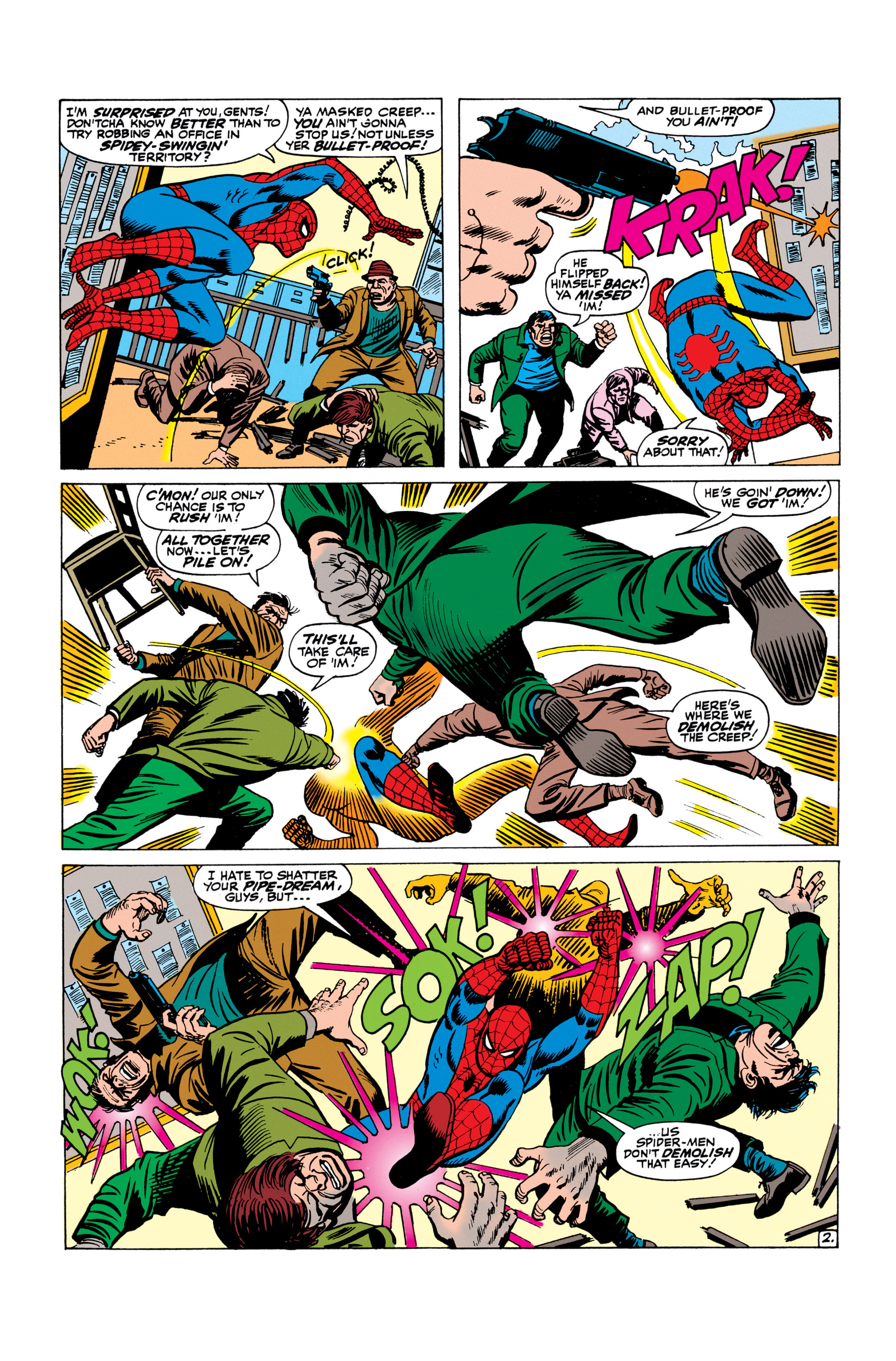 The Amazing Spider-Man (1963) 50 Page 2