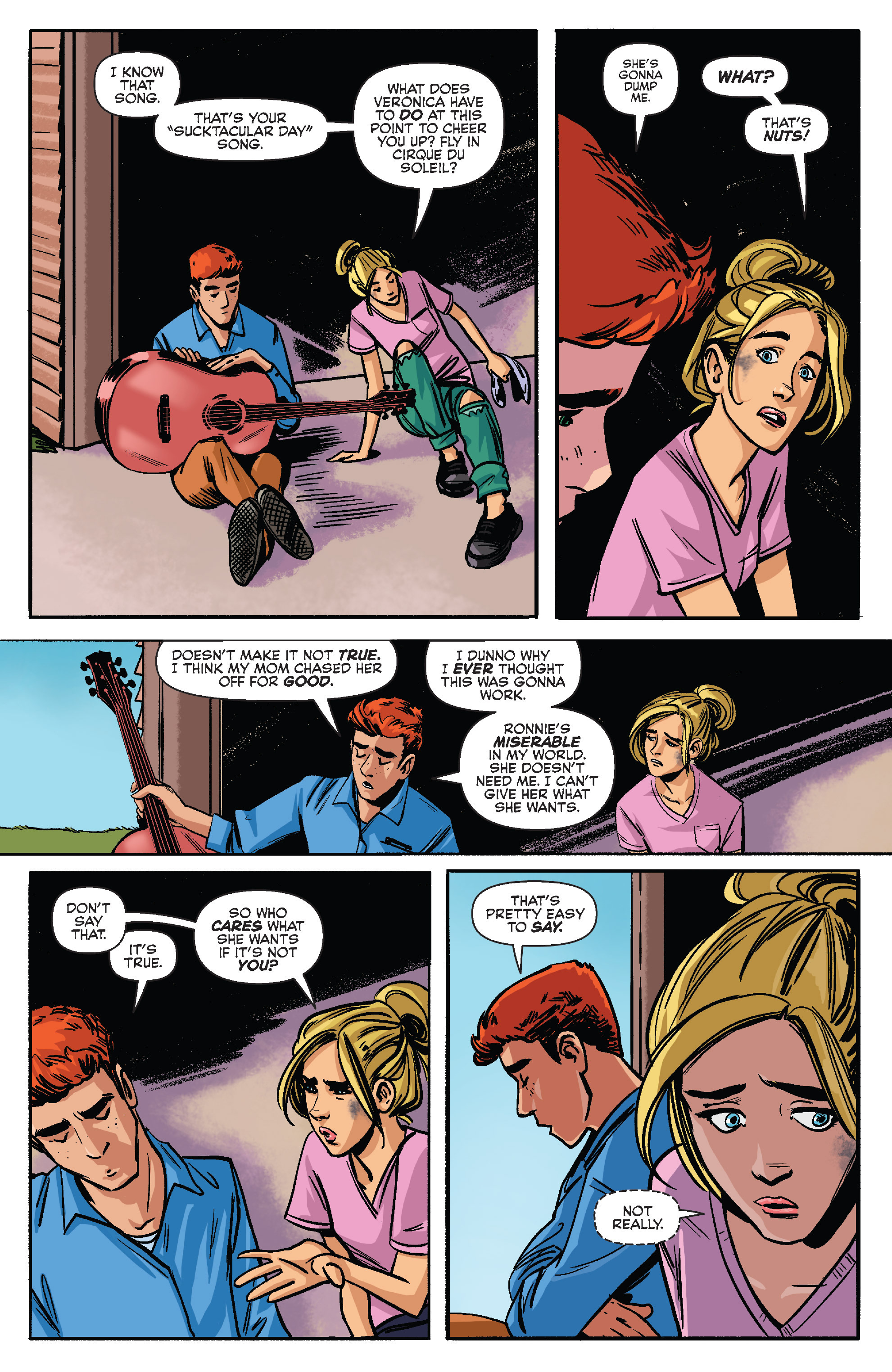 Read online Archie (2015) comic -  Issue #9 - 16