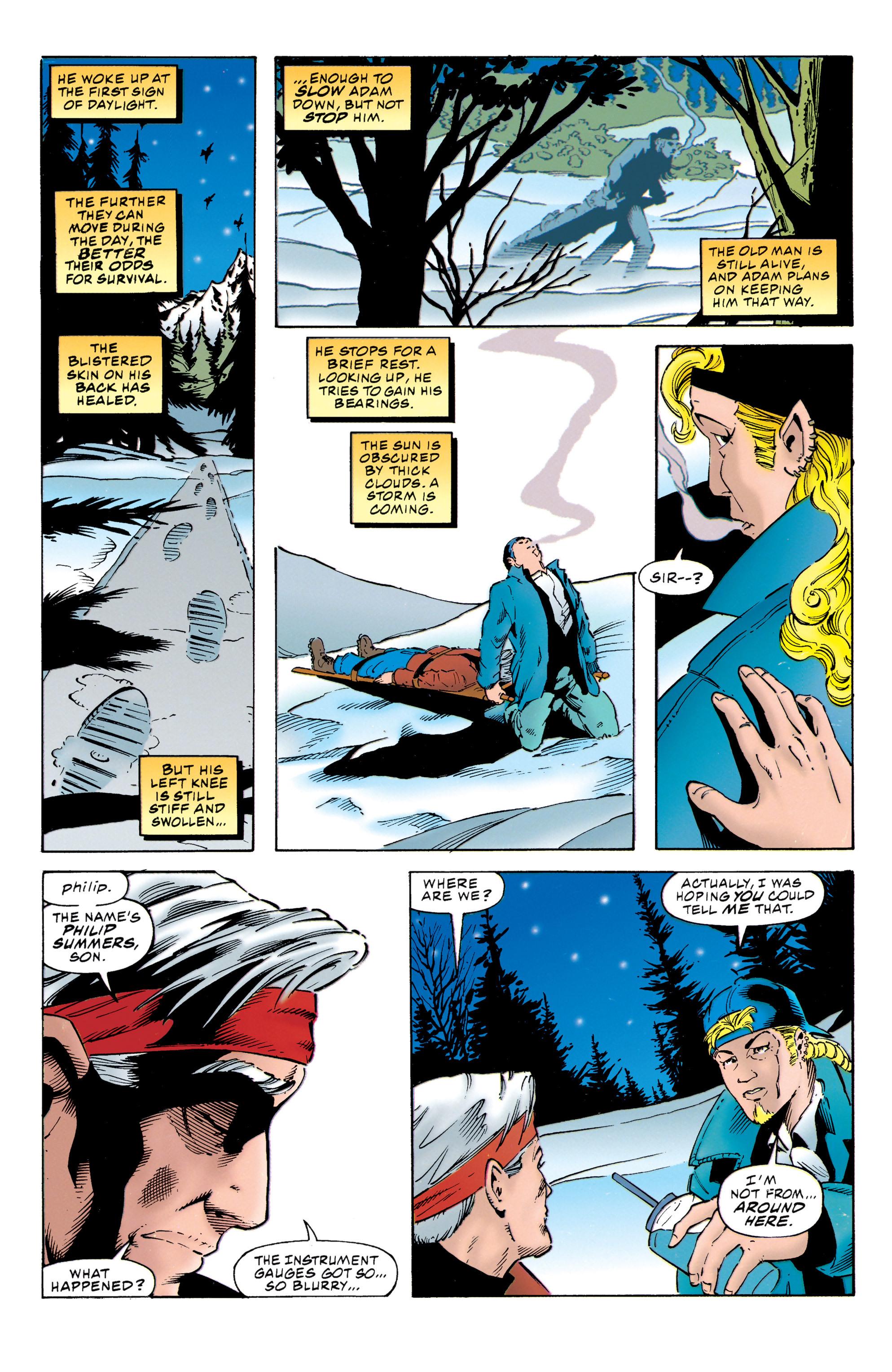 X-Men (1991) 39 Page 9