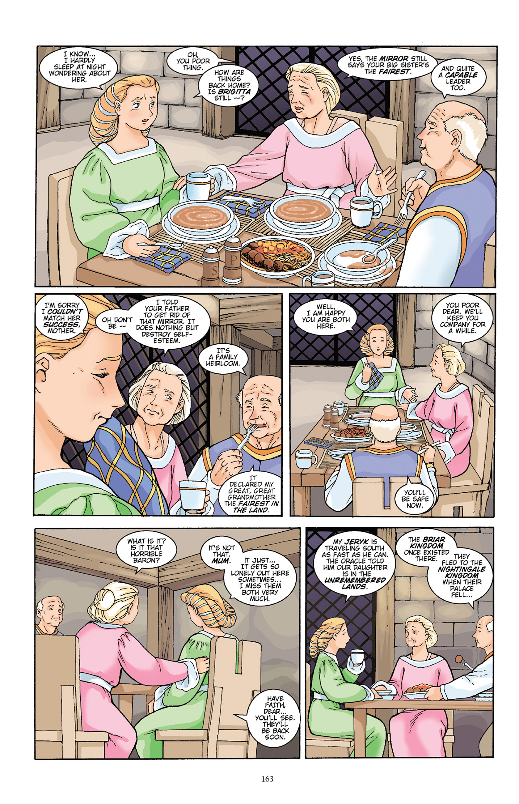 Read online Courageous Princess comic -  Issue # TPB 1 - 162