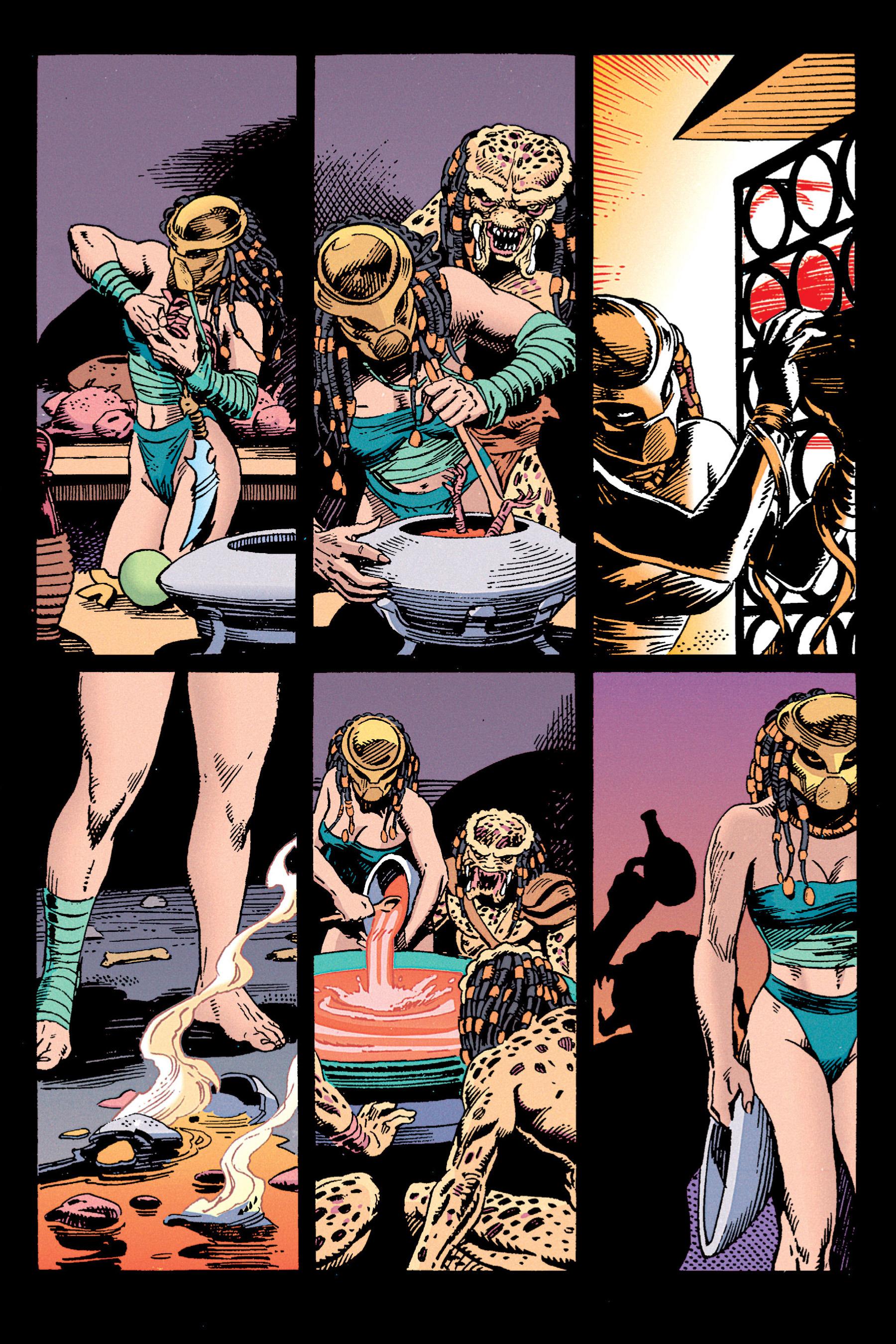 Read online Aliens vs. Predator Omnibus comic -  Issue # _TPB 1 Part 3 - 67