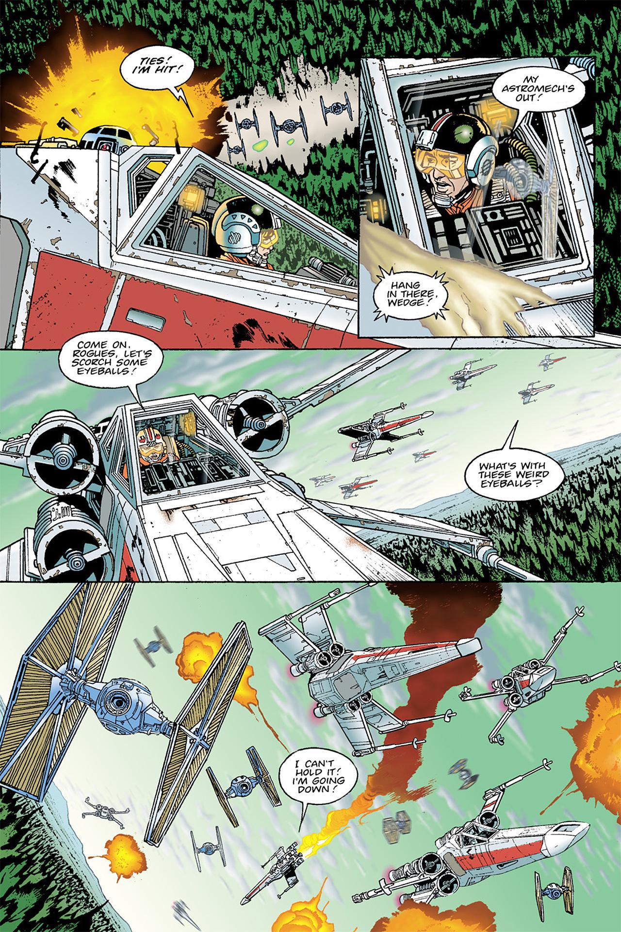 Read online Star Wars Omnibus comic -  Issue # Vol. 2 - 214