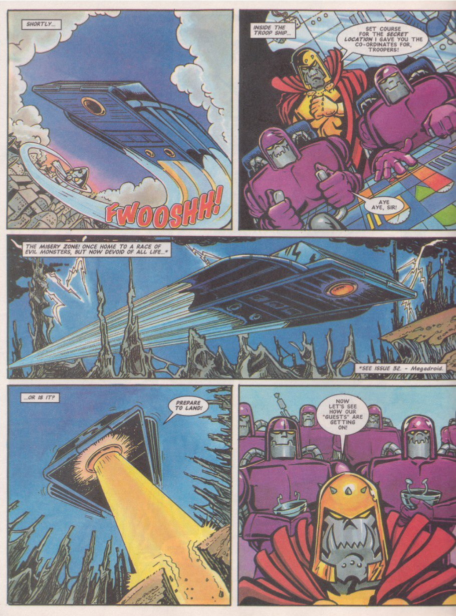 Read online Sonic the Comic comic -  Issue #70 - 25