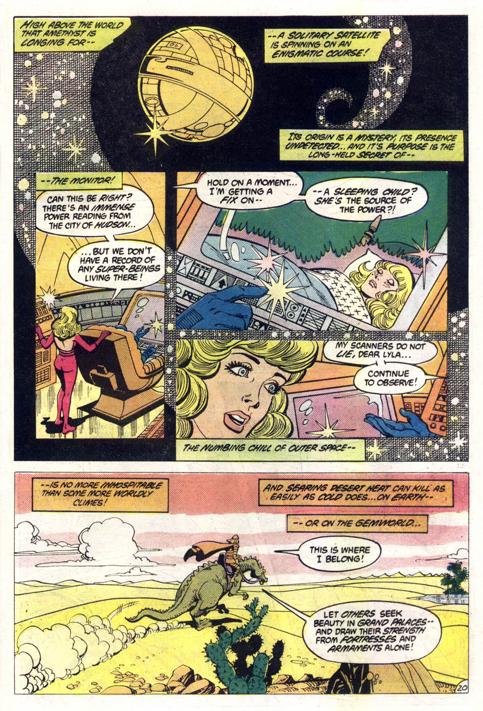 Read online Amethyst (1985) comic -  Issue #2 - 21