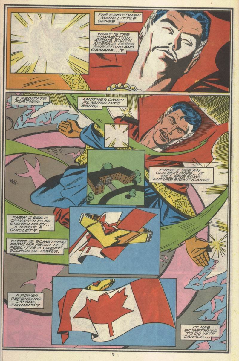 Read online Alpha Flight (1983) comic -  Issue #78 - 8