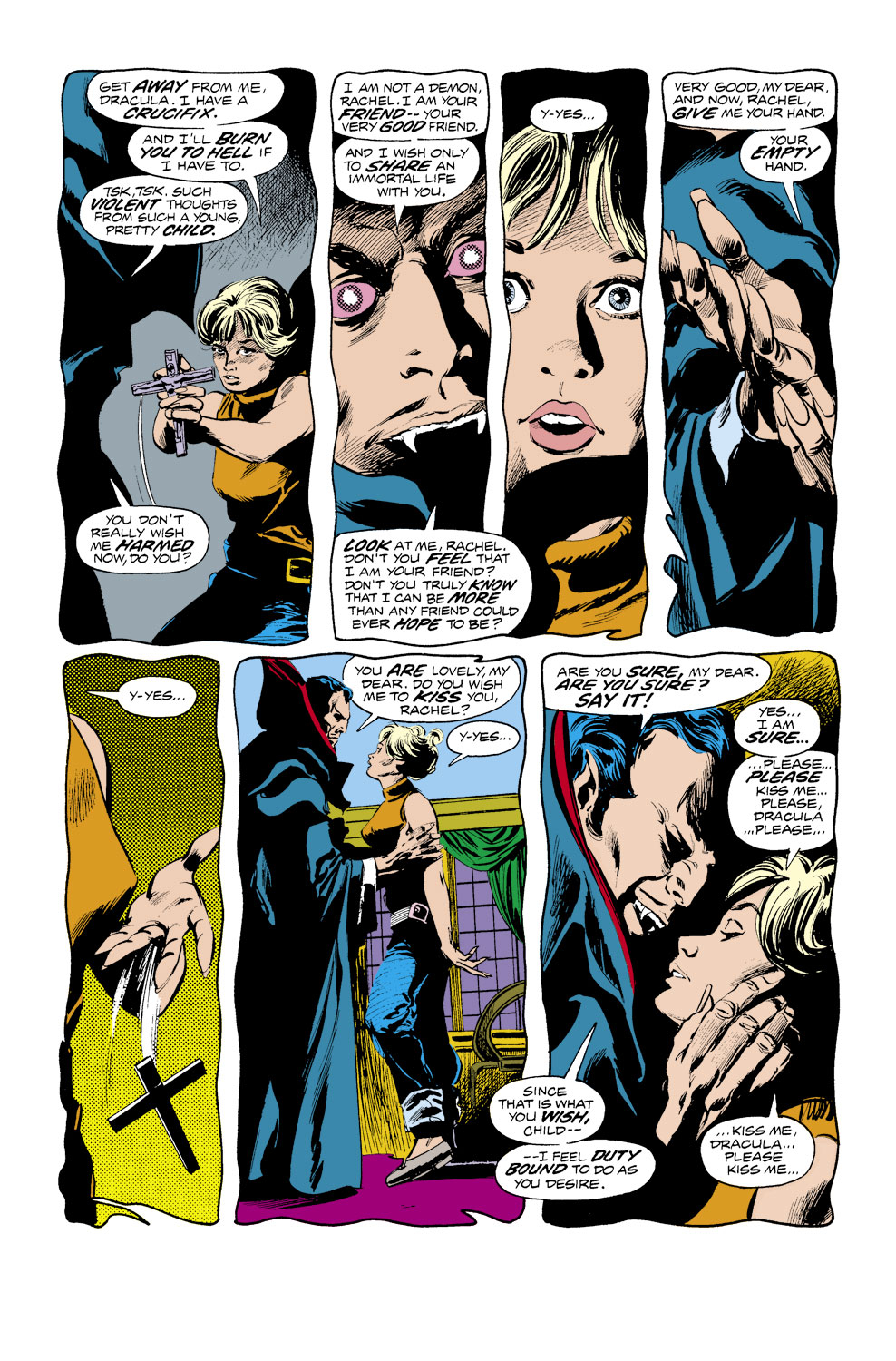 Tomb of Dracula (1972) issue 40 - Page 6