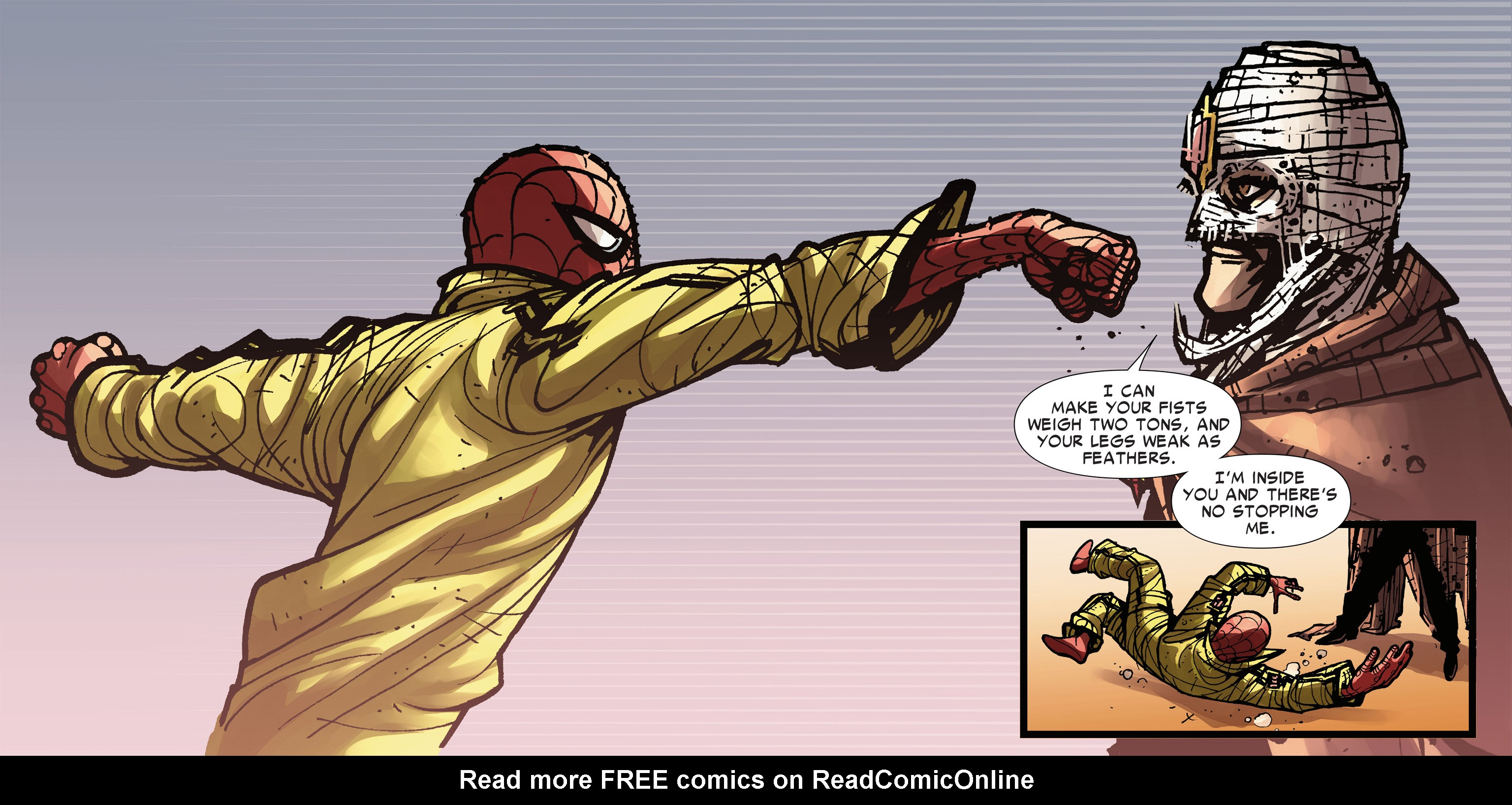 Read online Amazing Spider-Man: Who Am I? comic -  Issue # Full (Part 3) - 180