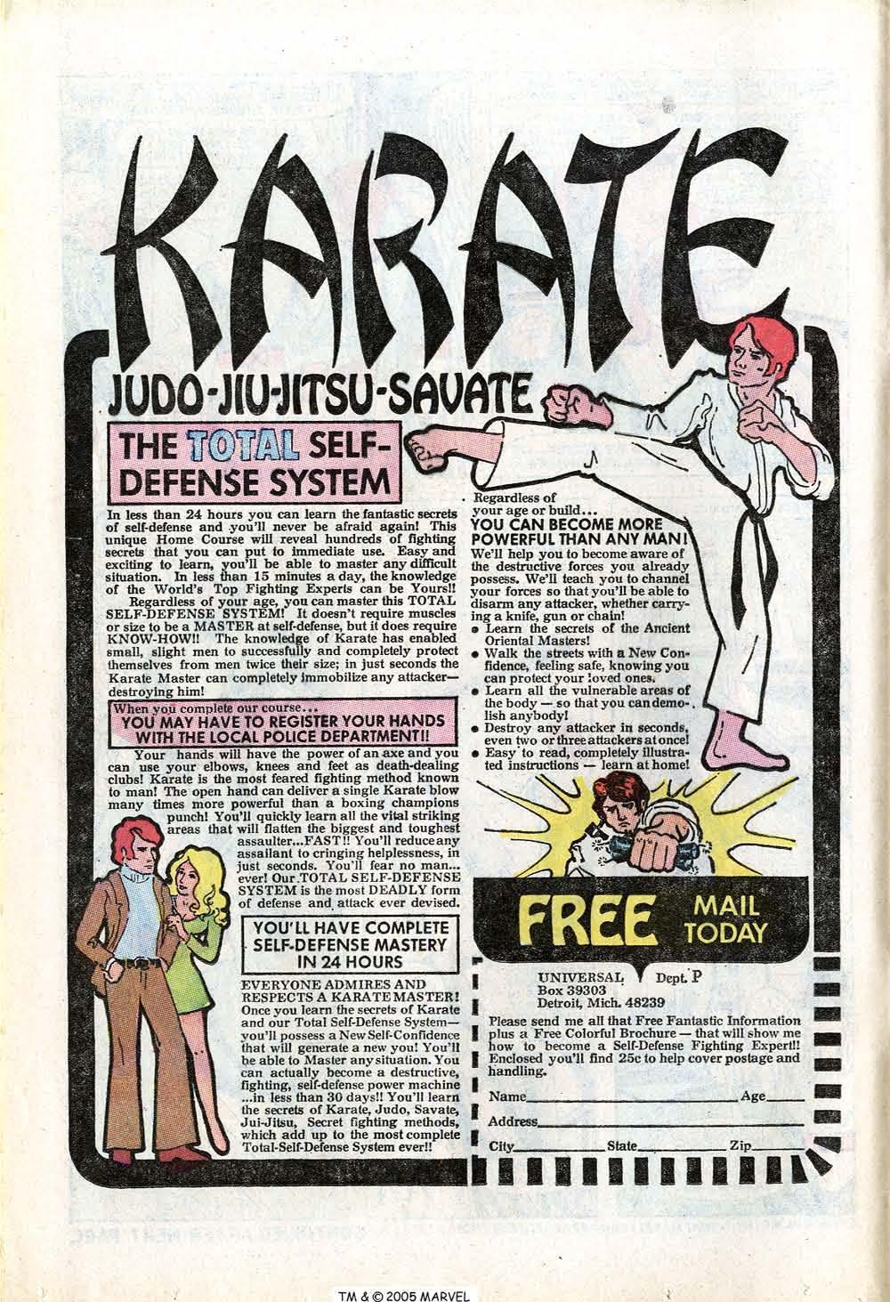 Uncanny X-Men (1963) 84 Page 11