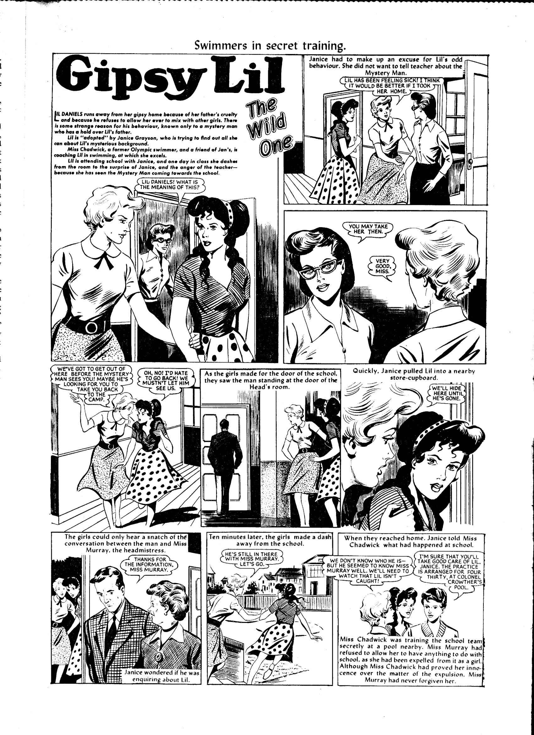 Read online Judy comic -  Issue #63 - 23