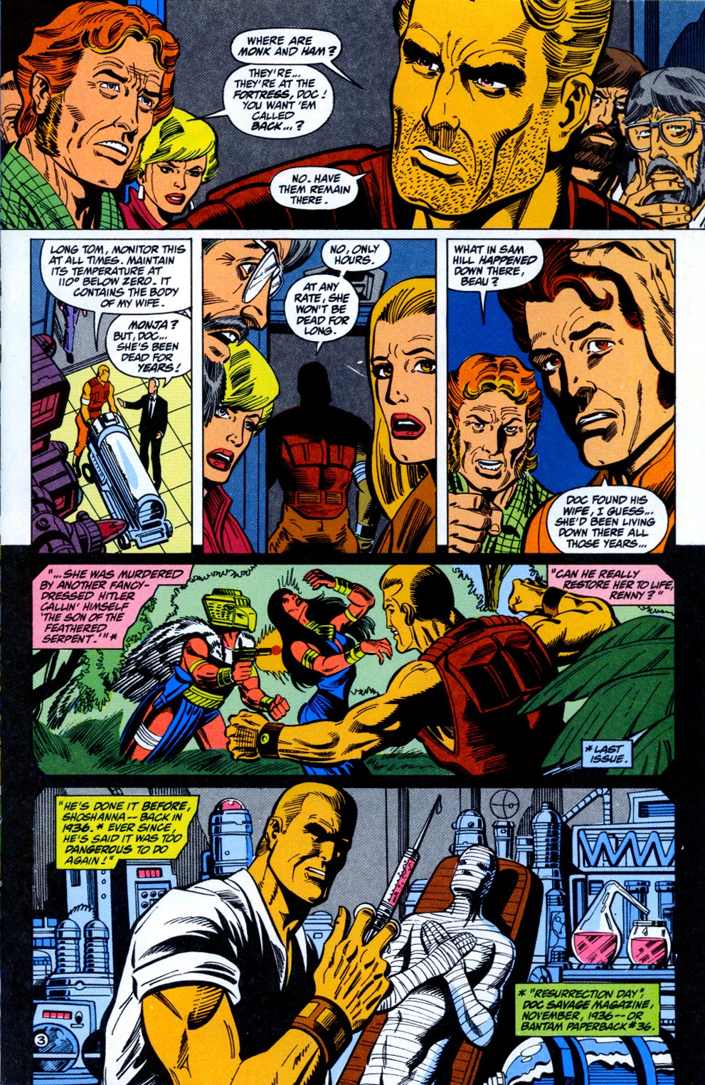 Doc Savage (1988) issue 11 - Page 5