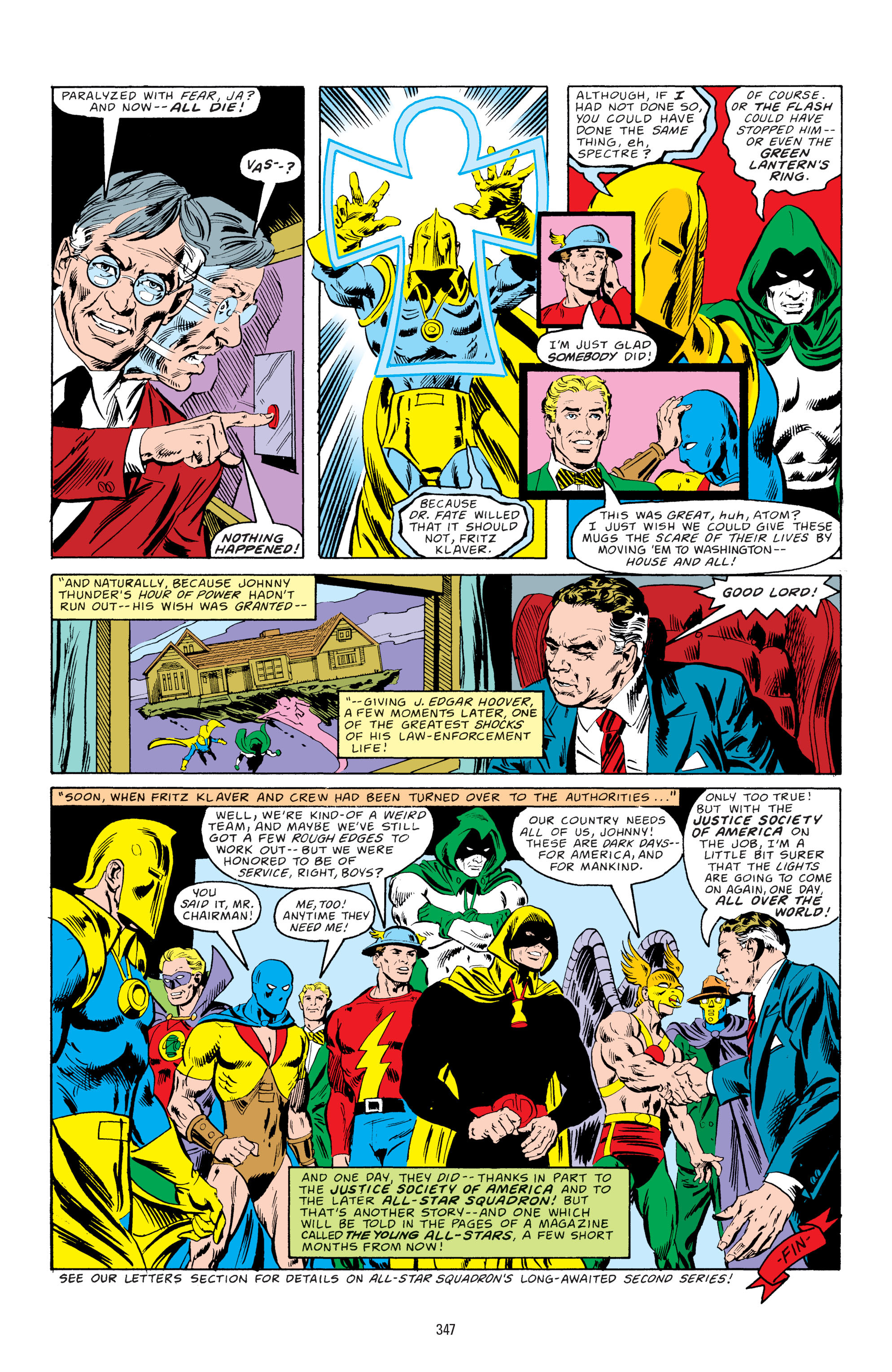 Read online All-Star Squadron comic -  Issue #67 - 23