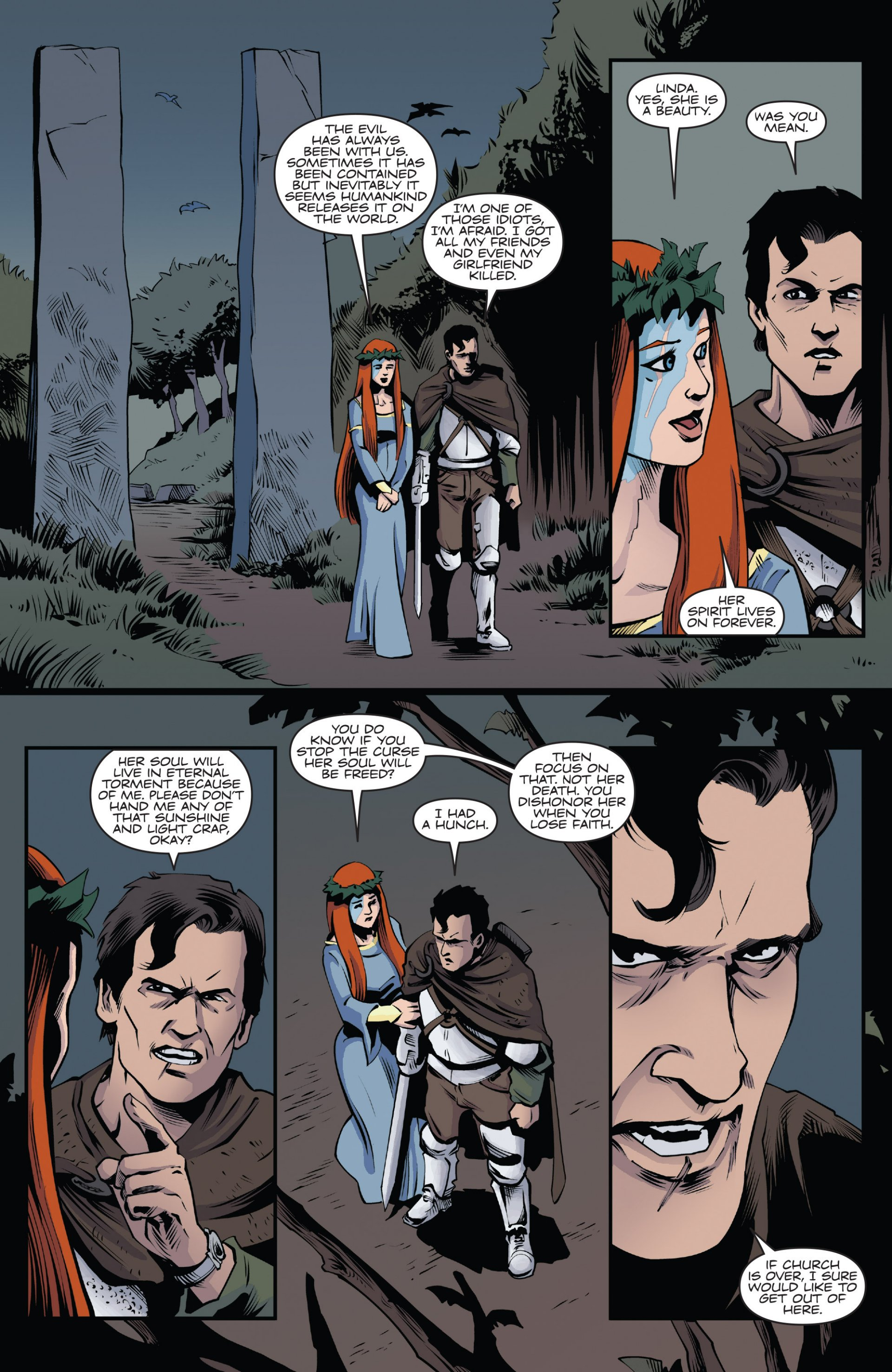 Read online Ash and the Army of Darkness comic -  Issue #7 - 20