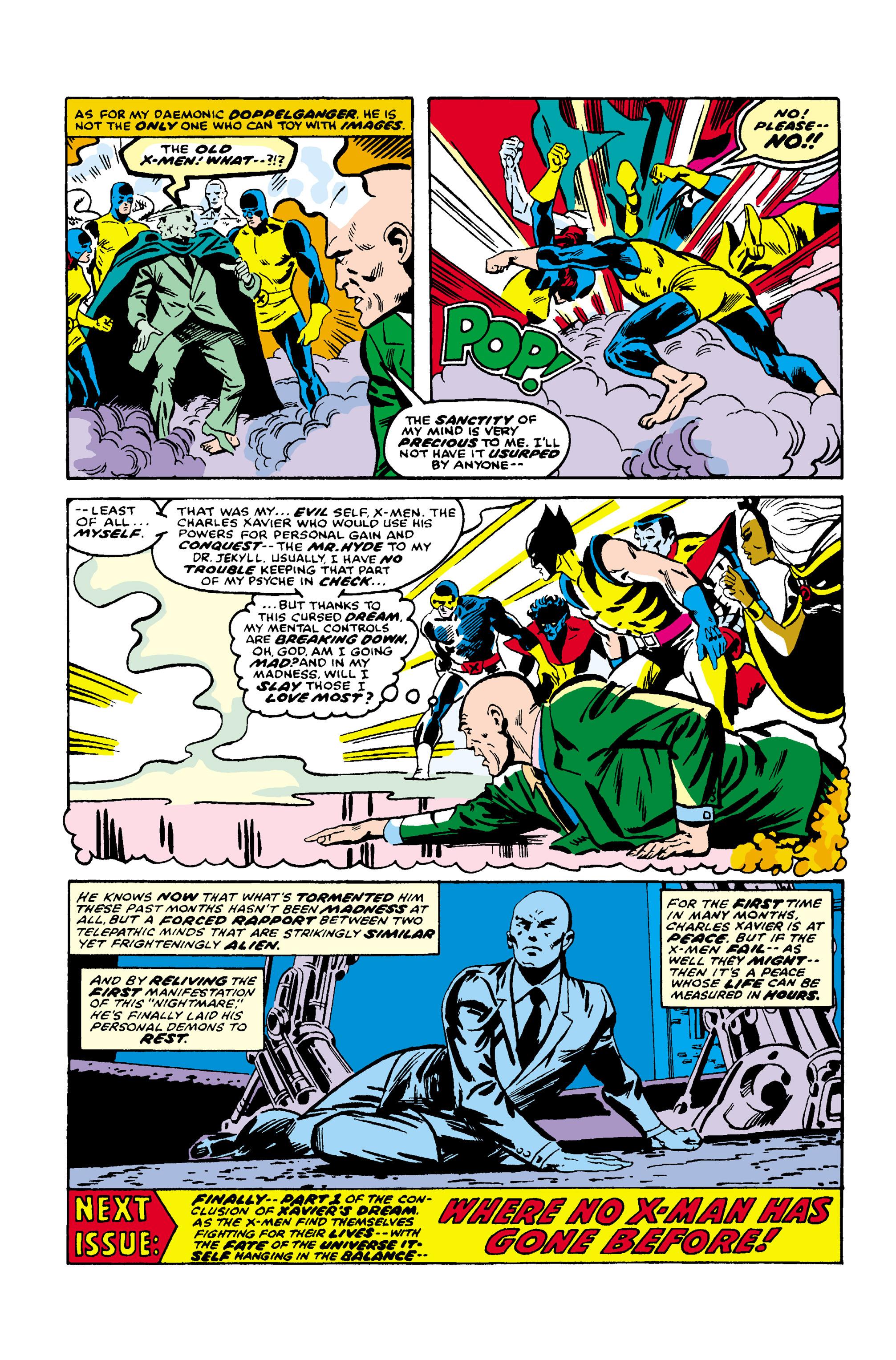 Read online Uncanny X-Men (1963) comic -  Issue #106 - 18