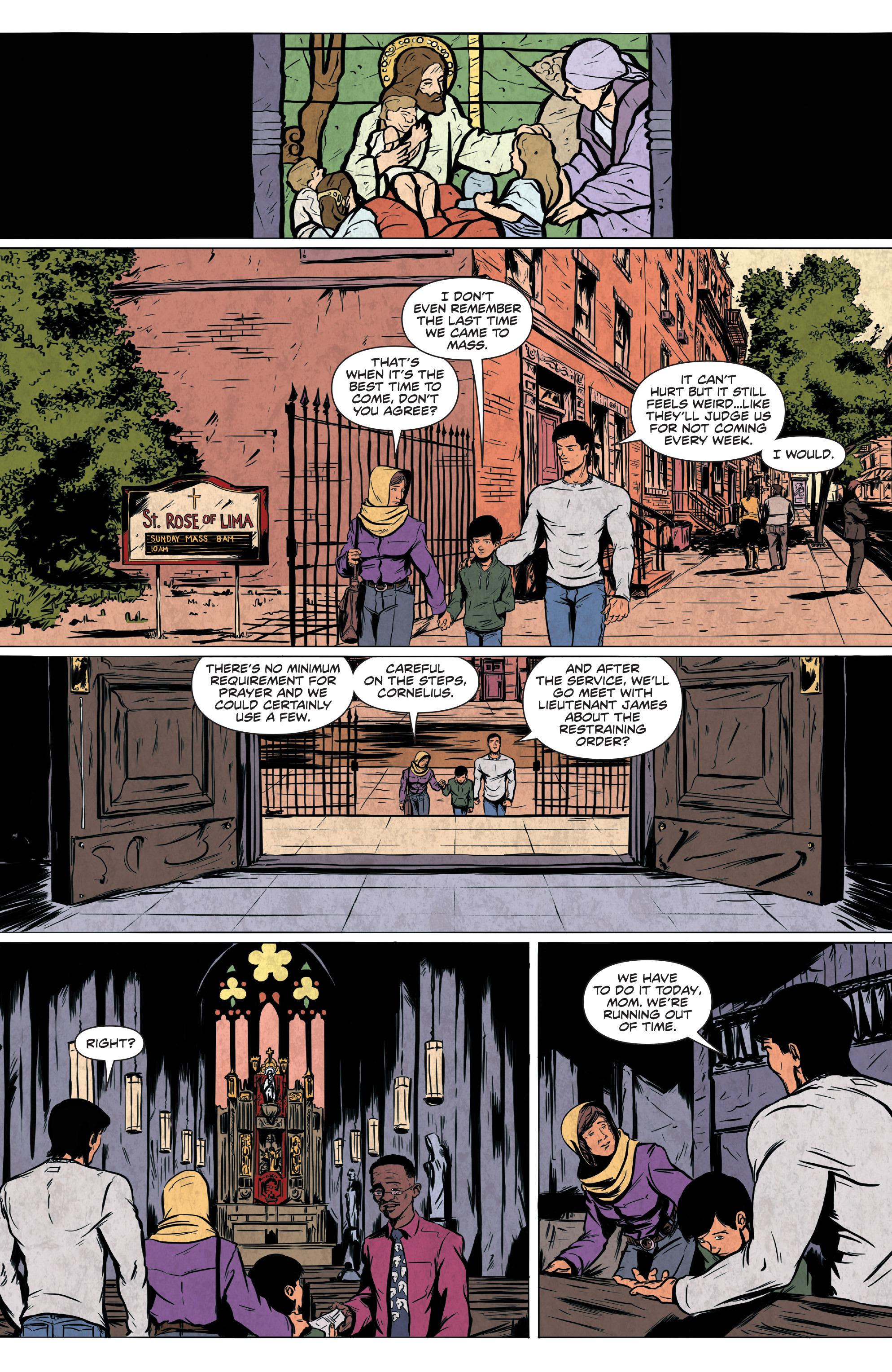 Read online Translucid comic -  Issue #2 - 18