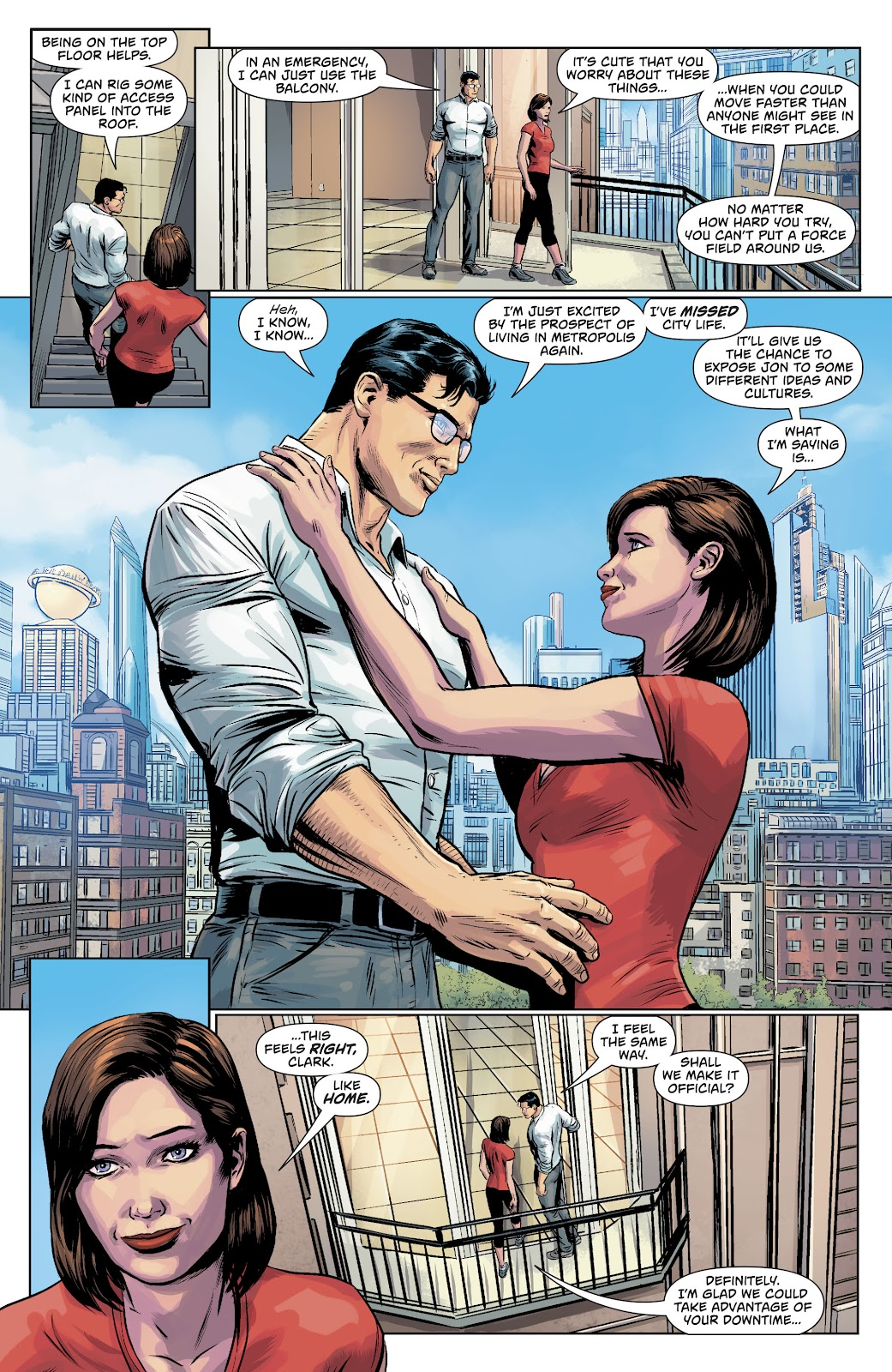 Read online Action Comics (2016) comic -  Issue #979 - 8