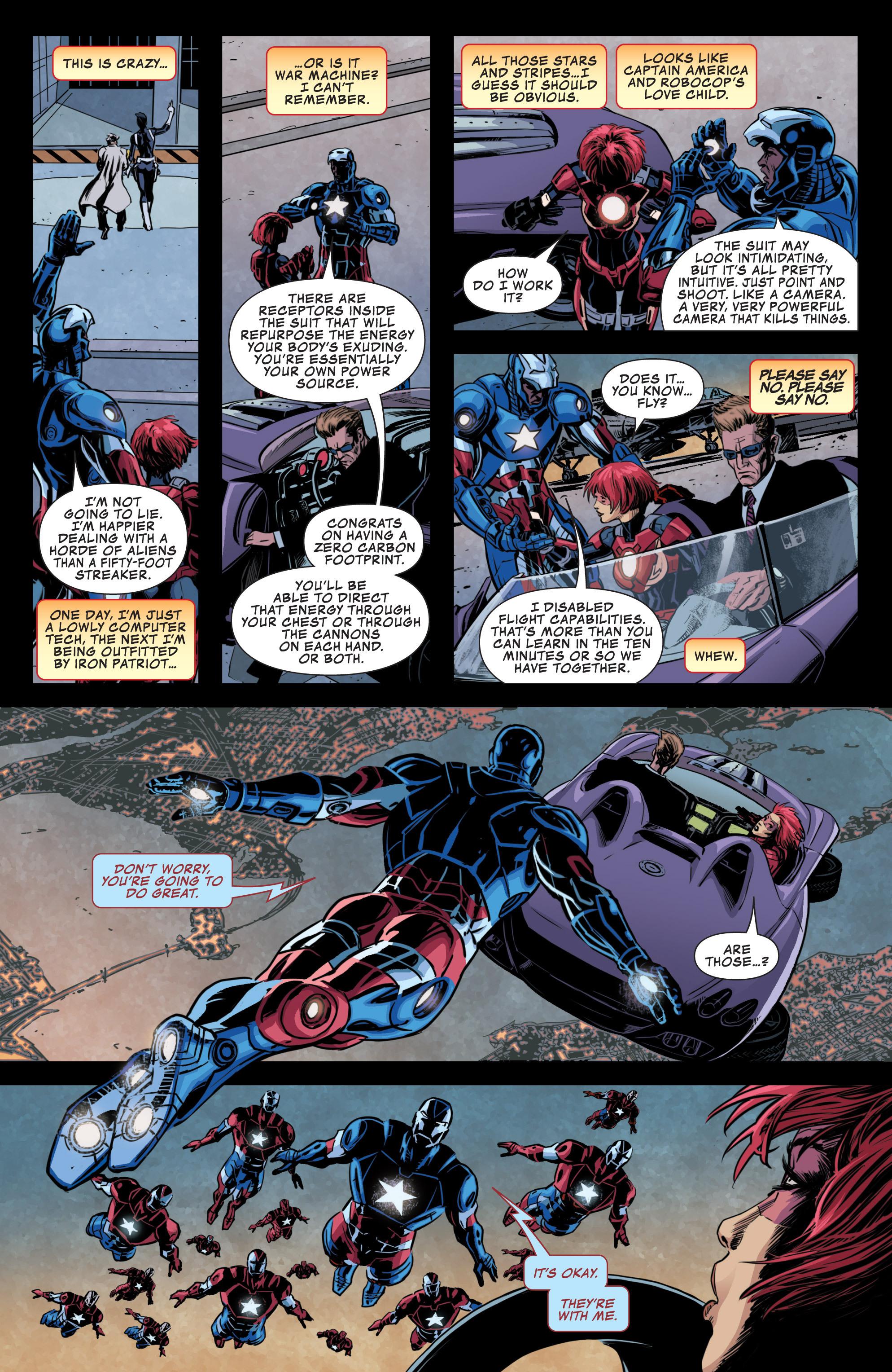 Read online Secret Avengers (2013) comic -  Issue #10 - 12
