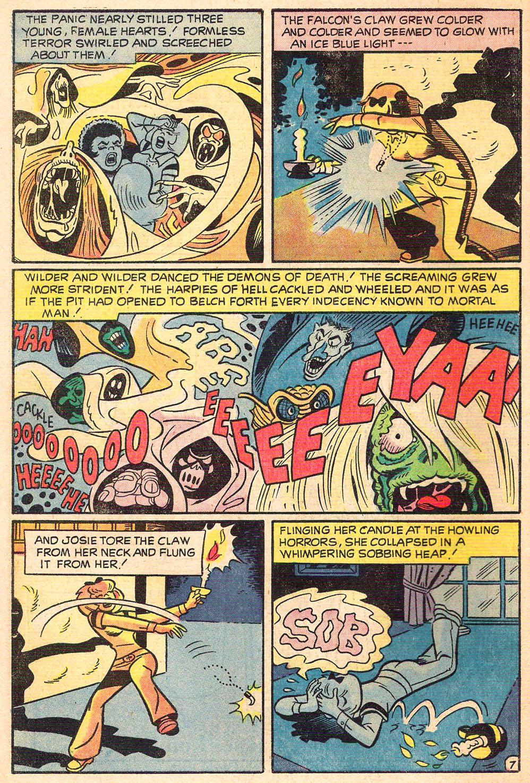 Read online She's Josie comic -  Issue #68 - 10