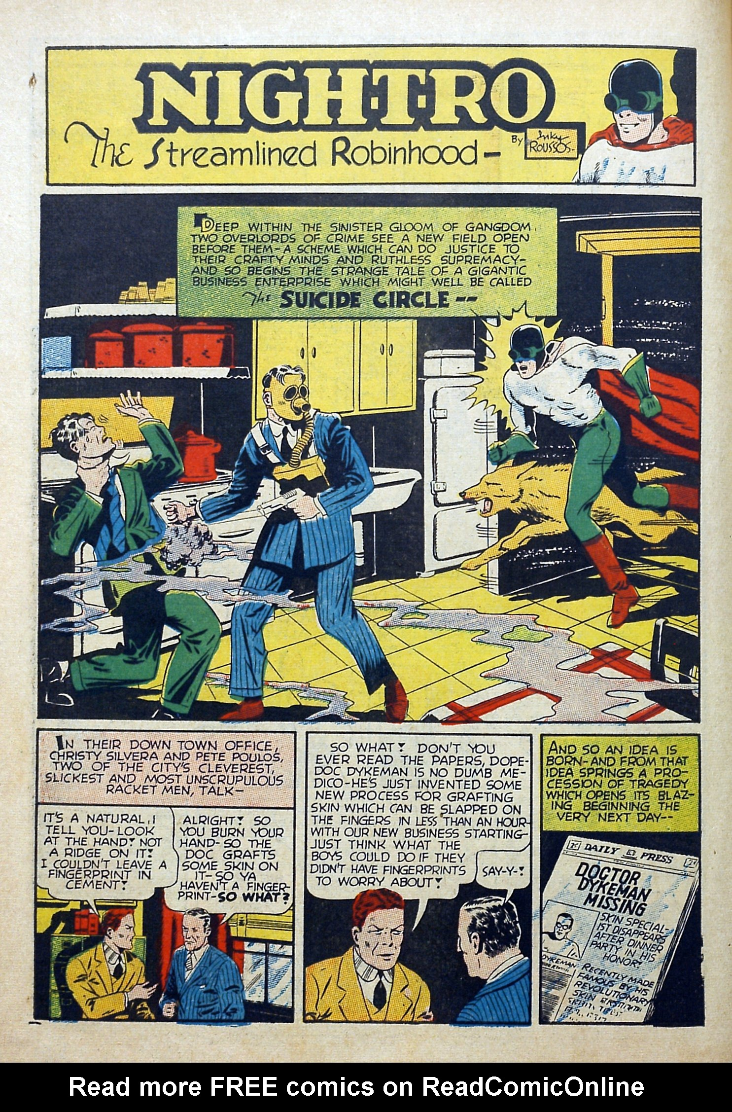 Daredevil (1941) issue 3 - Page 16