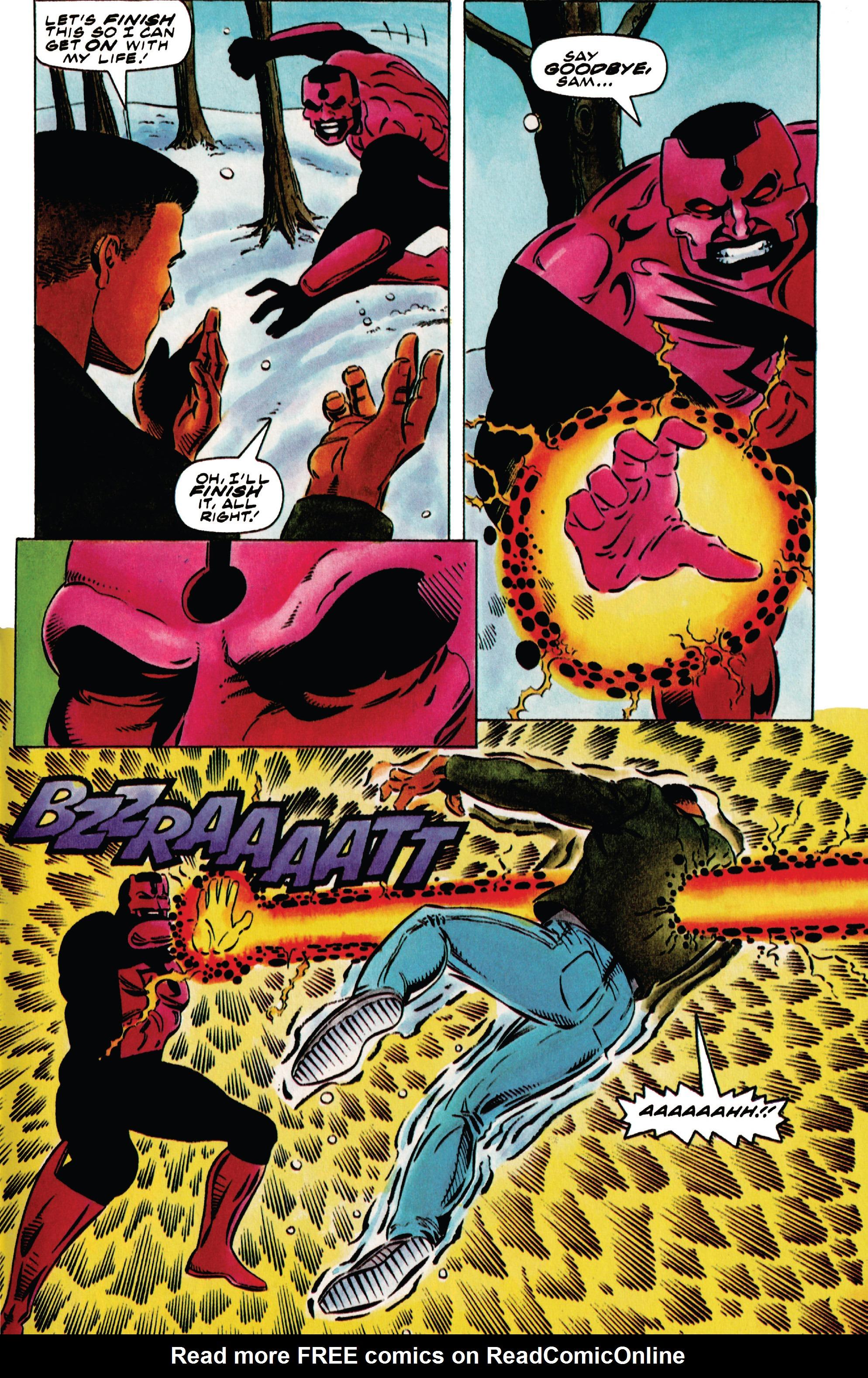 Read online Harbinger (1992) comic -  Issue #41 - 12