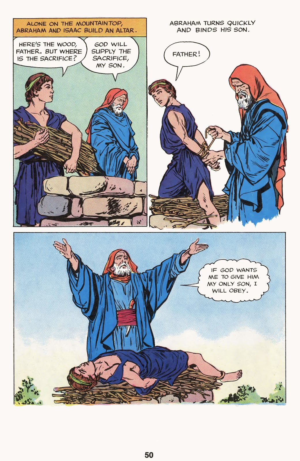 The Picture Bible issue TPB (Part 1) - Page 52