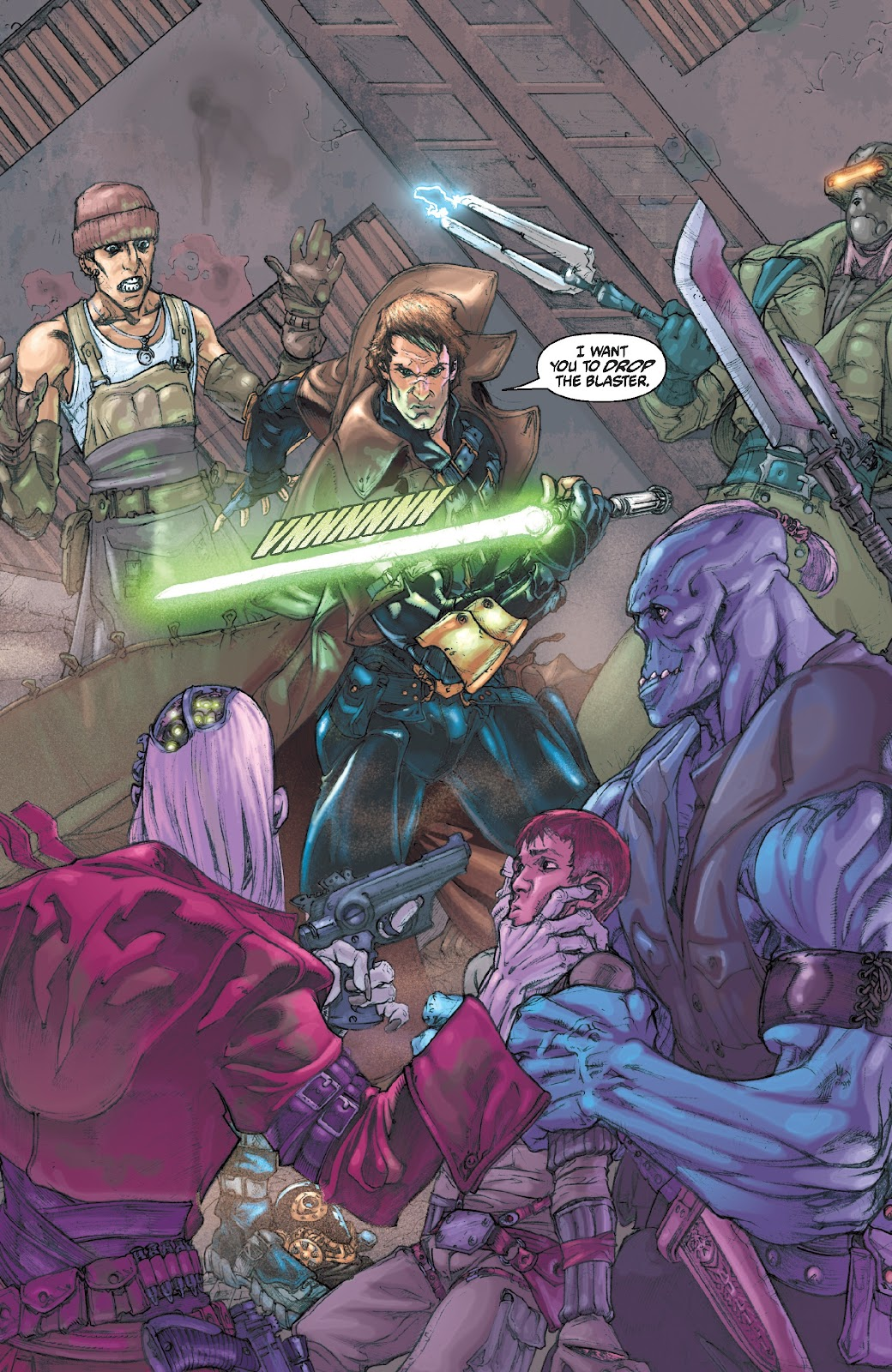 Read online Star Wars Legends Epic Collection: The Menace Revealed comic -  Issue # TPB (Part 4) - 90
